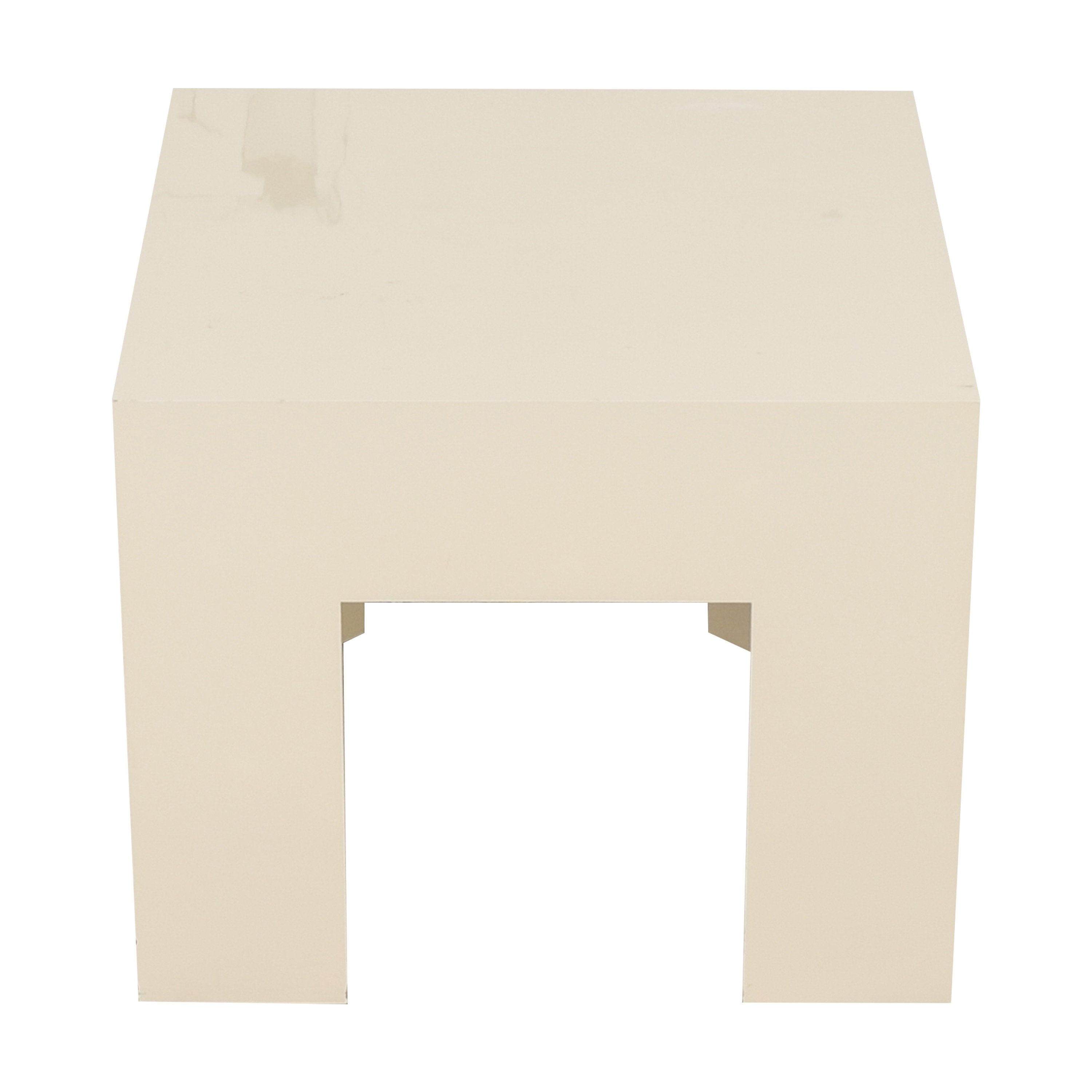 Square Accent Table nyc