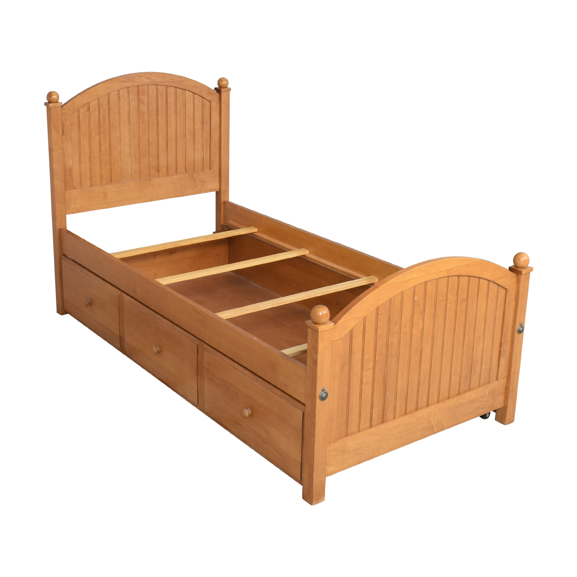 shop Ethan Allen Ethan Allen Country Colors Twin Bed with Trundle online