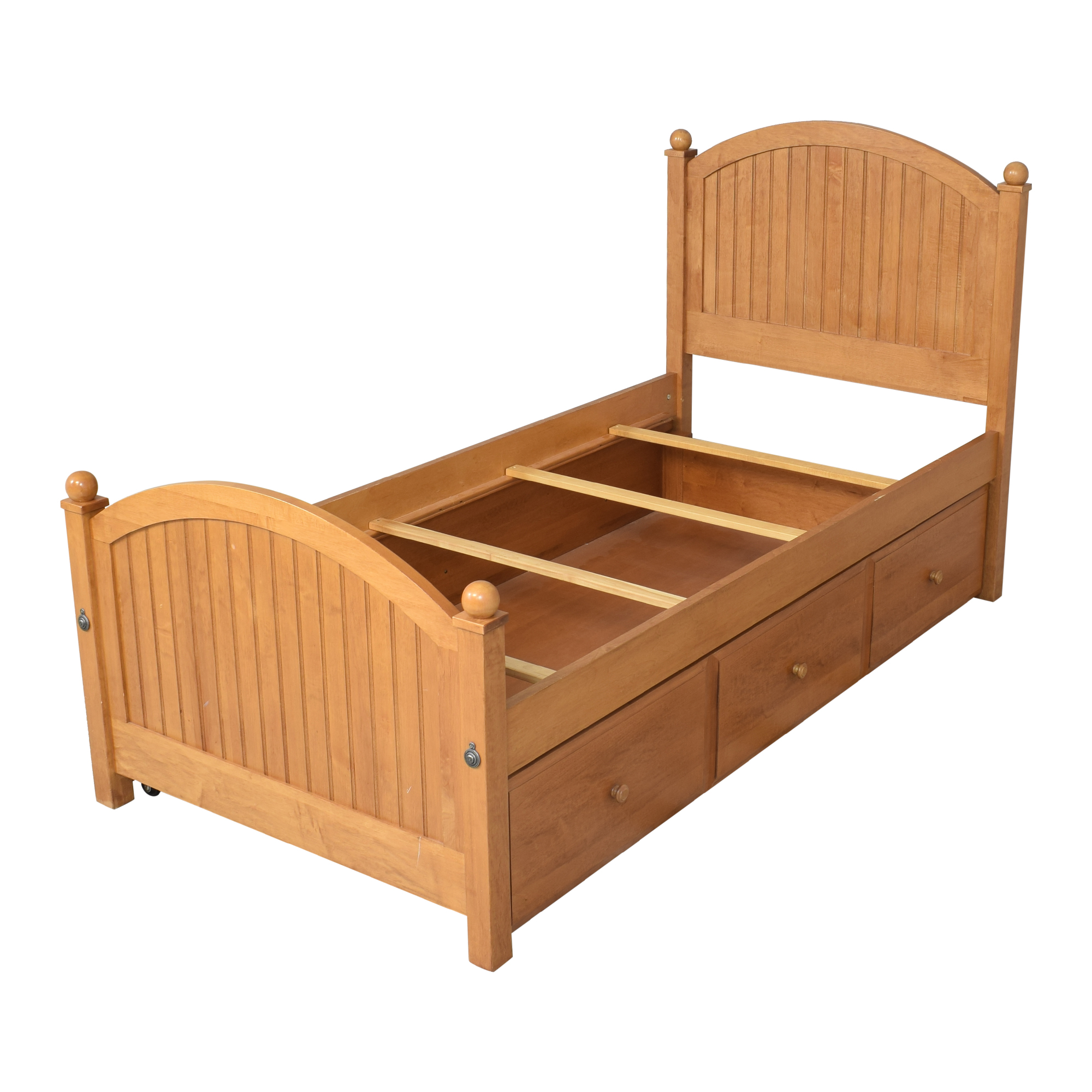Ethan Allen Ethan Allen Country Colors Twin Bed with Trundle discount