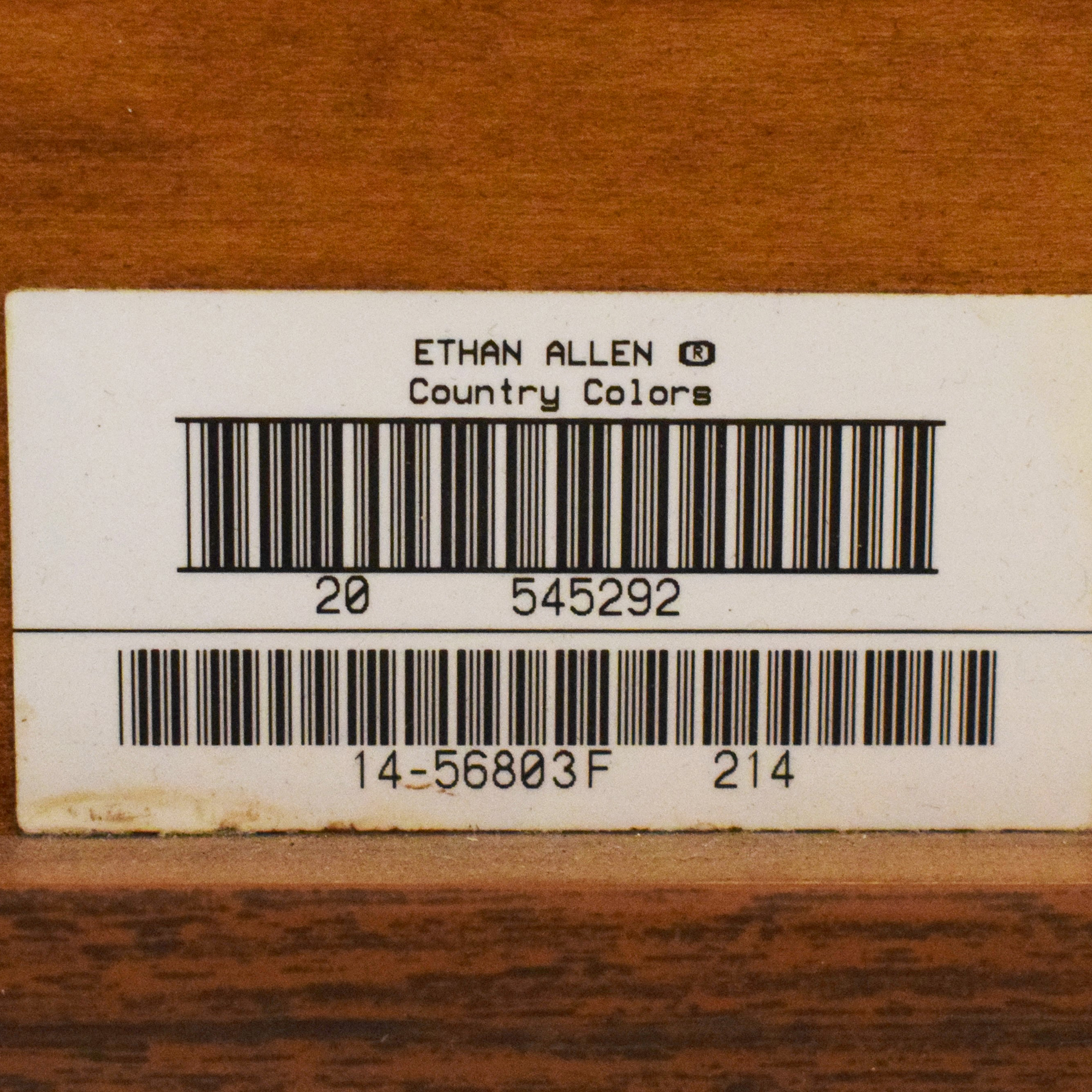 shop Ethan Allen Country Colors Twin Bed with Trundle Ethan Allen Beds