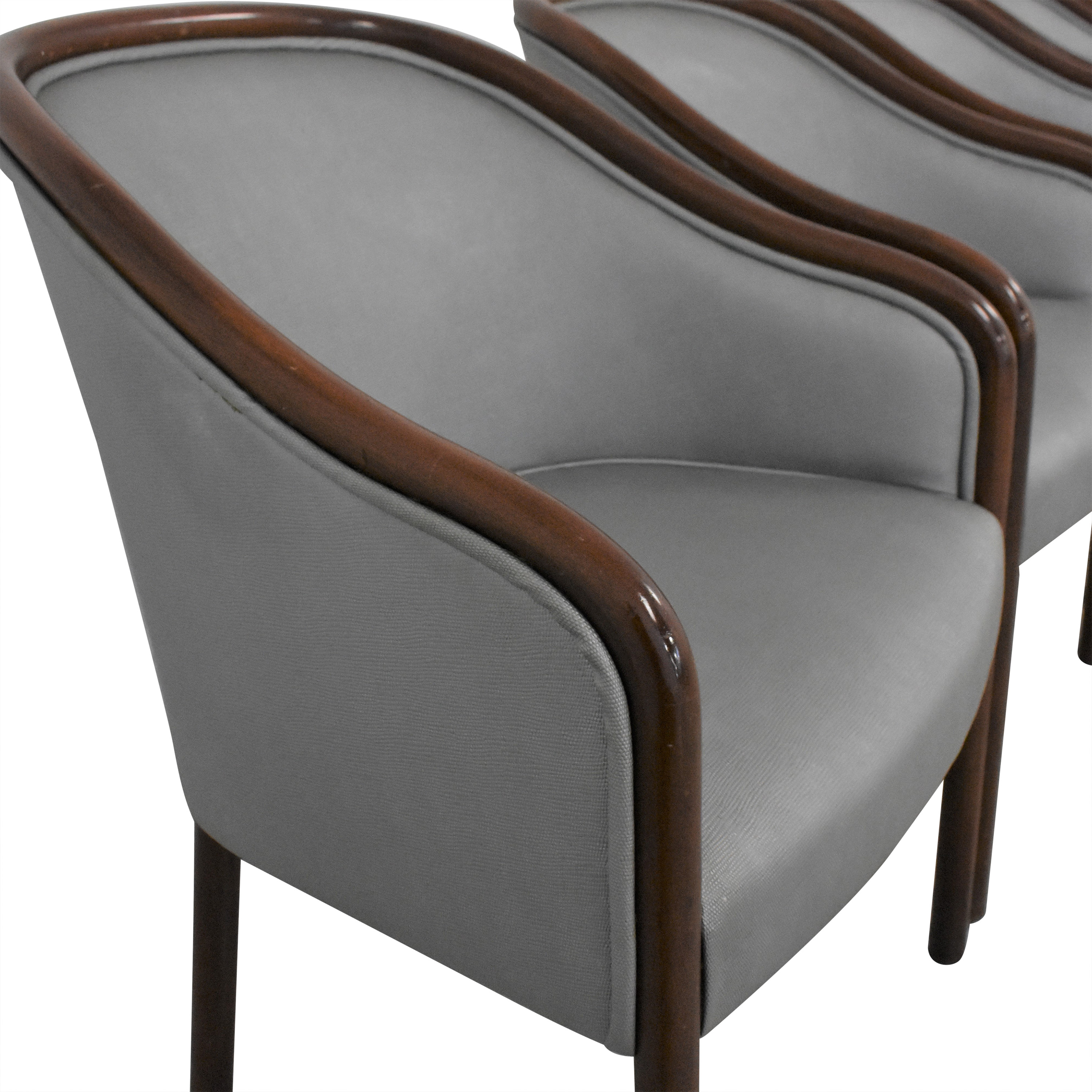 Ward Bennett Bentwood Chairs / Dining Chairs