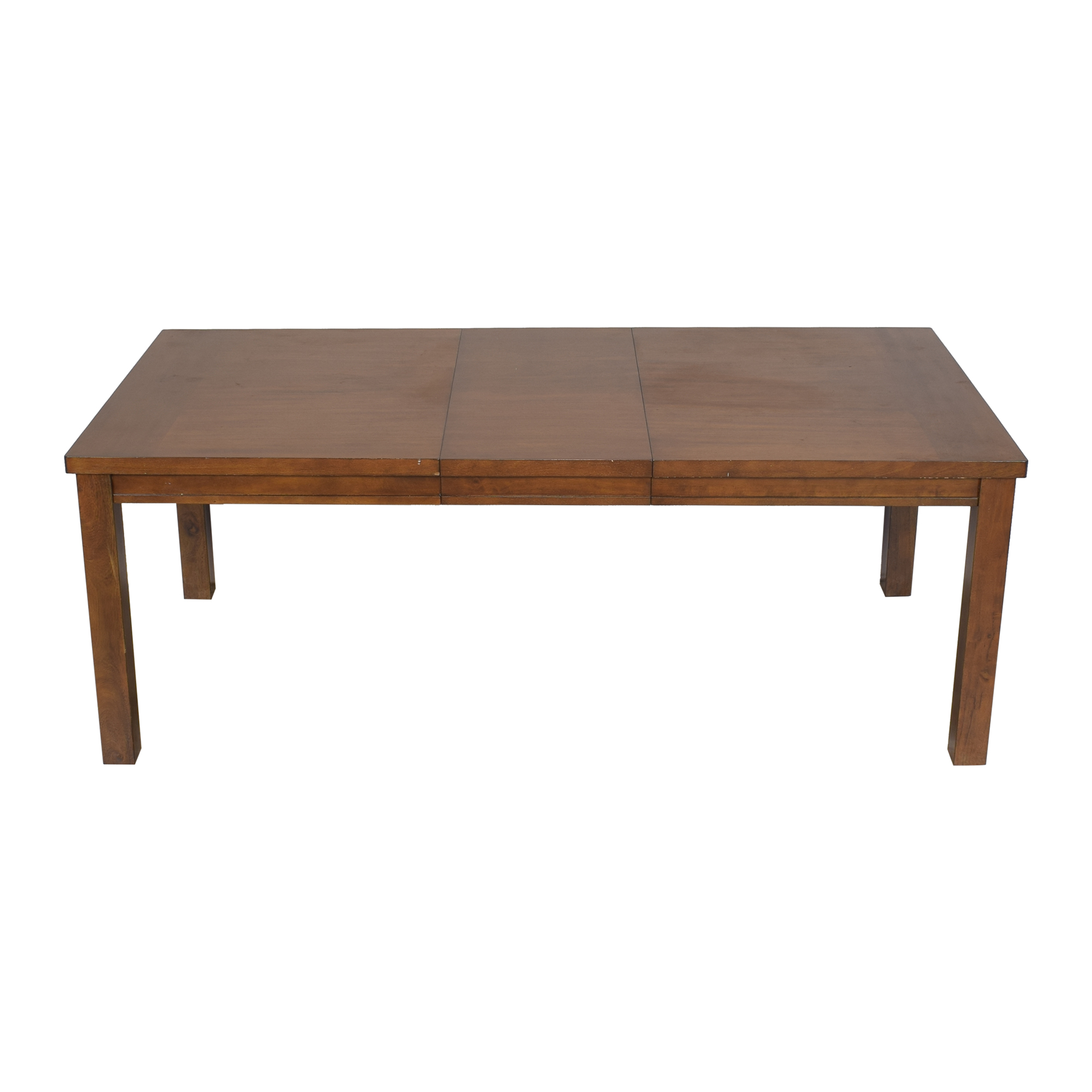 Macy's Macy's Extendable Rectangle Dining Table pa