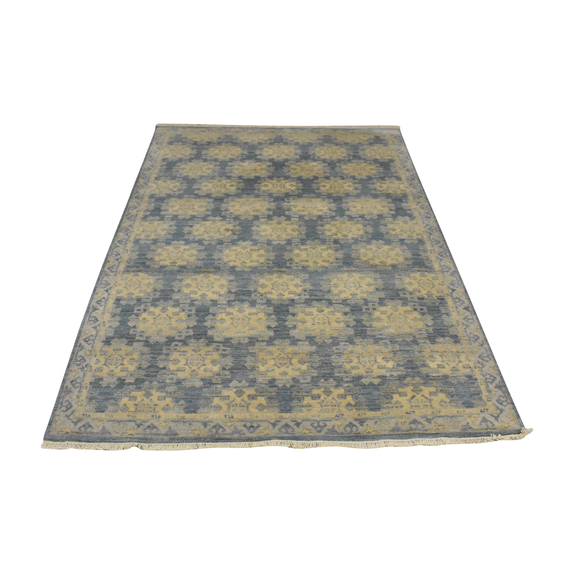 Williams Sonoma Hand Knotted Area Rug / Rugs