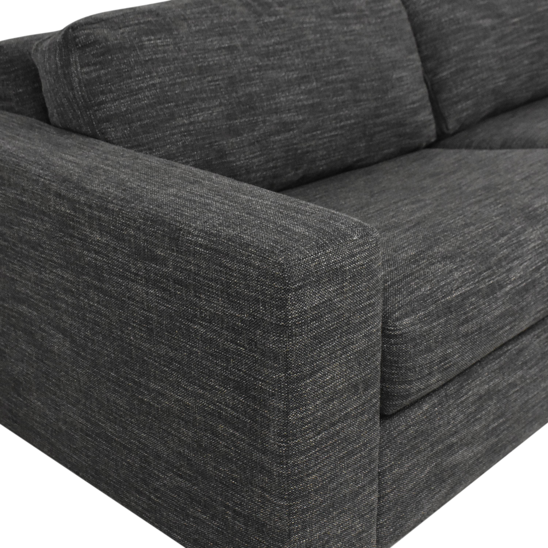 West Elm West Elm Urban Sleeper Sofa discount