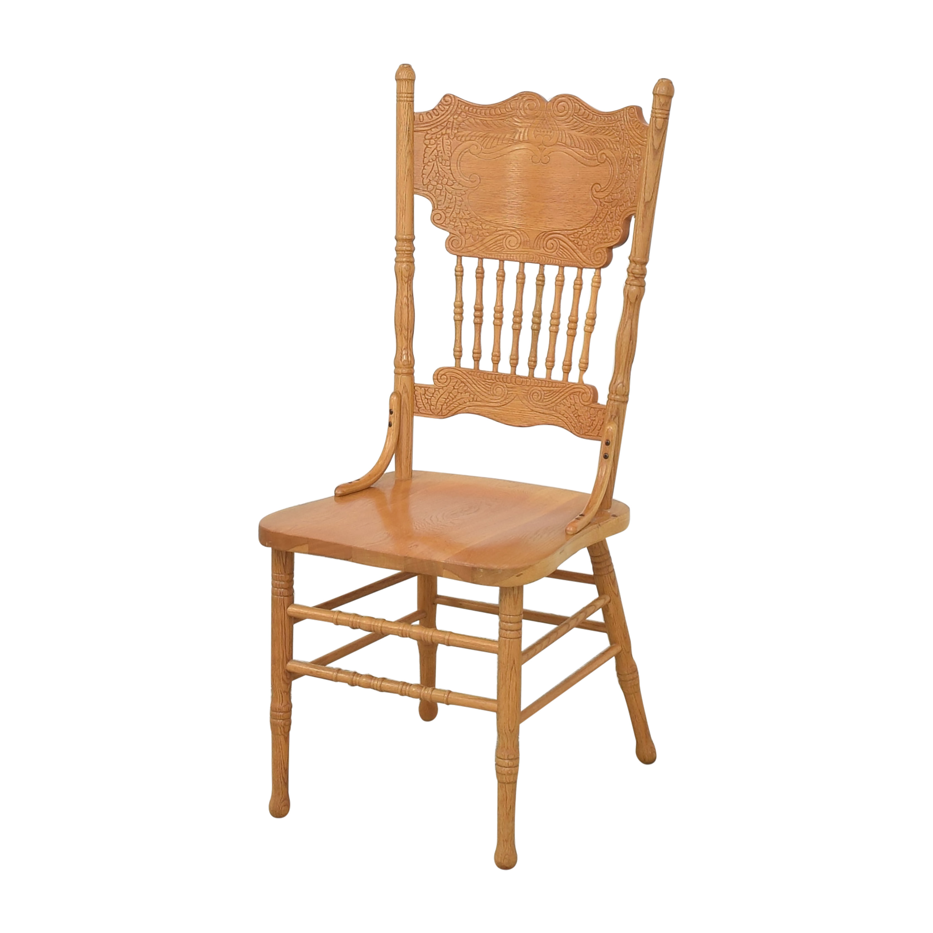 shop A-America Wood Furniture A-America Wood Carved Dining Chairs online