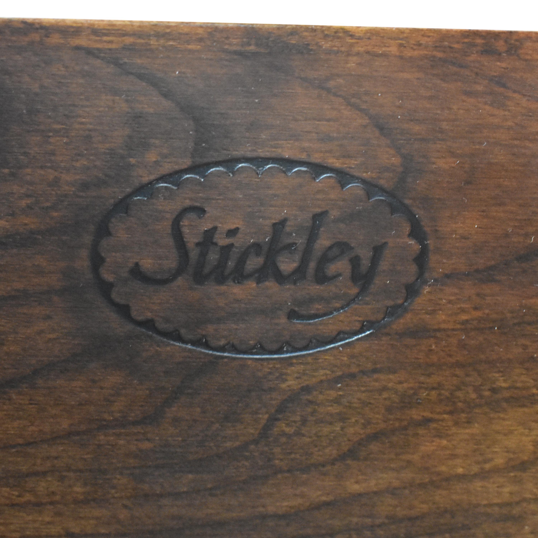 Stickley Furniture Stickley Media Cabinet brown