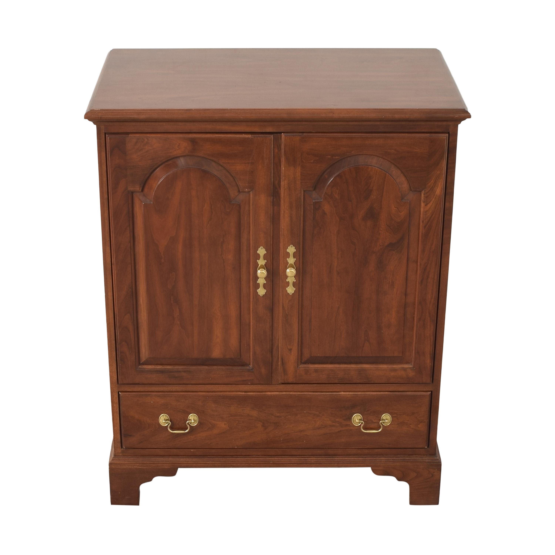 shop Stickley Media Cabinet Stickley Furniture Storage