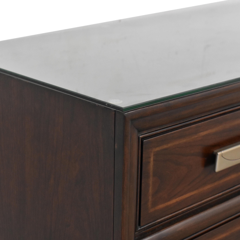 Thomasville Thomasville Lantau Nine Drawer Dresser used