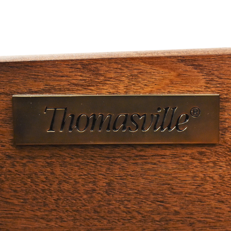 shop Thomasville Lantau Nine Drawer Dresser Thomasville Dressers