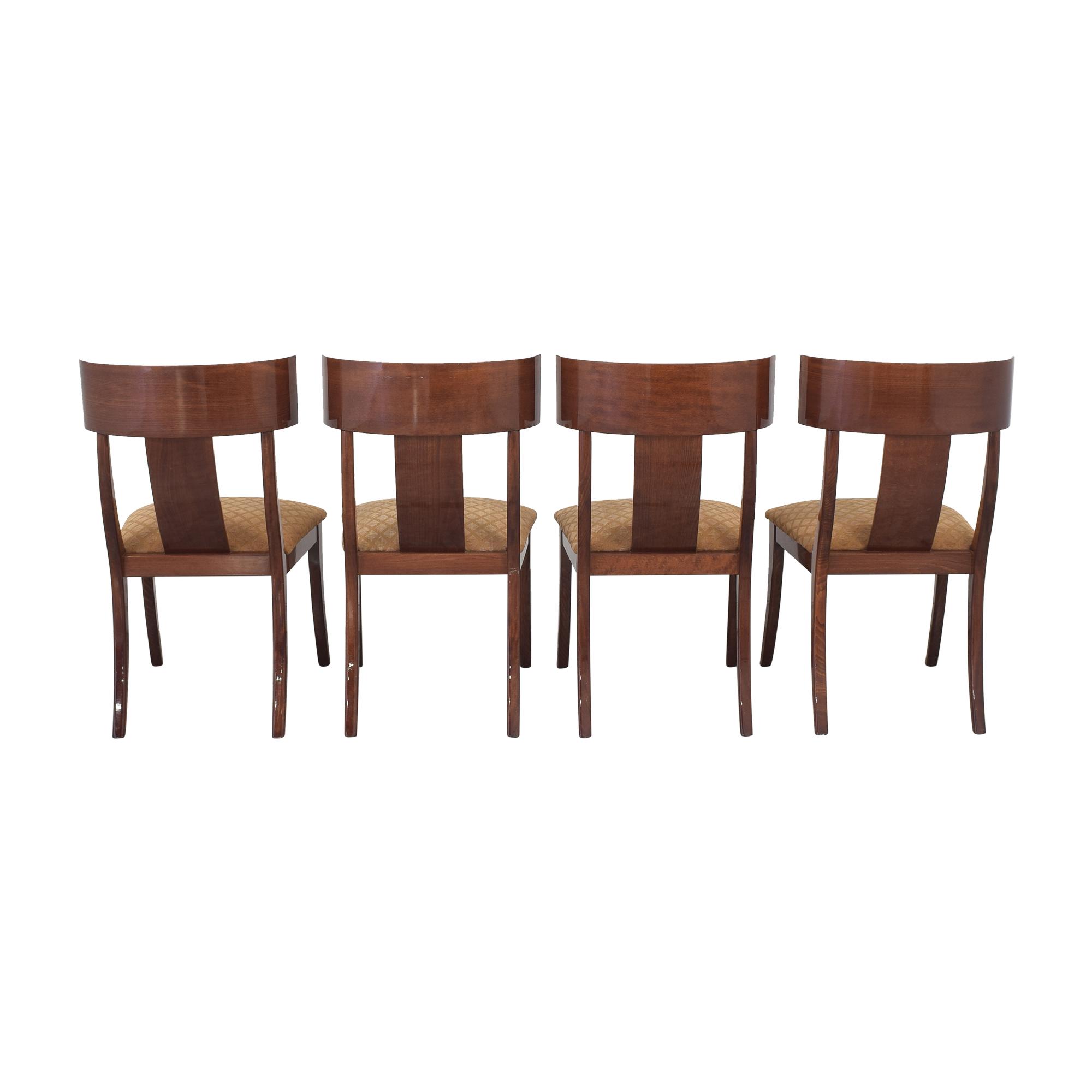 buy Ello Furniture Pietro Constantini for Ello Klismos Dining Chairs online