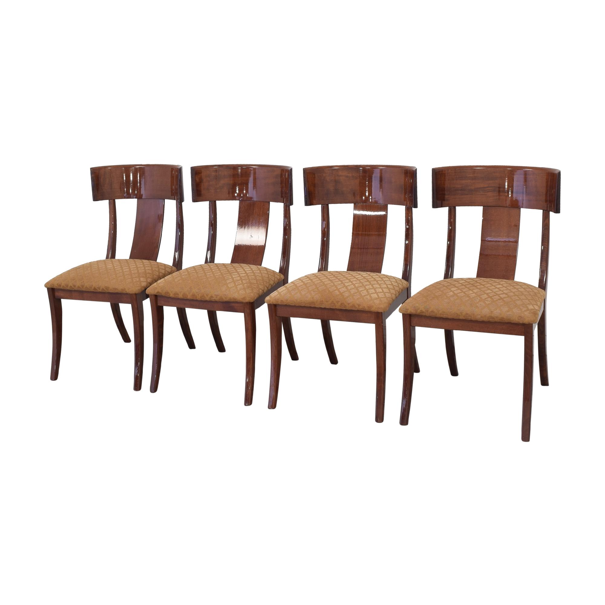 Ello Furniture Pietro Constantini for Ello Klismos Dining Chairs coupon