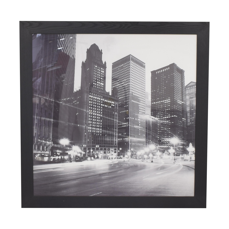 buy New York City Framed Photograph  Decor