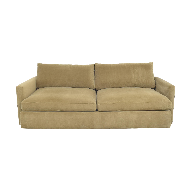 Crate & Barrel Lounge II Petite Sofa sale