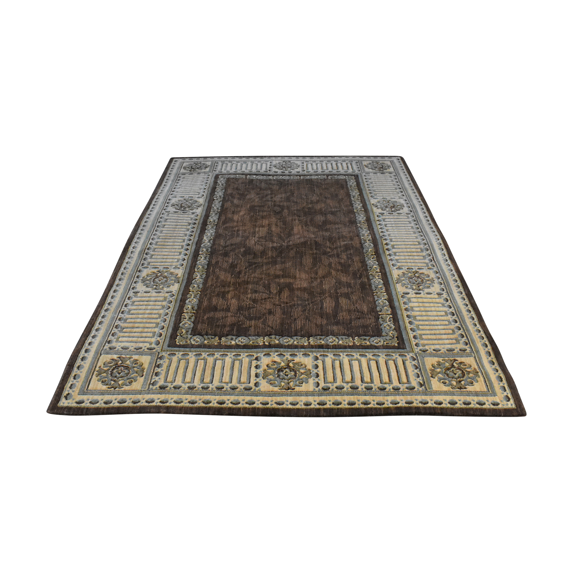 Mediterranean-Style Area Rug for sale