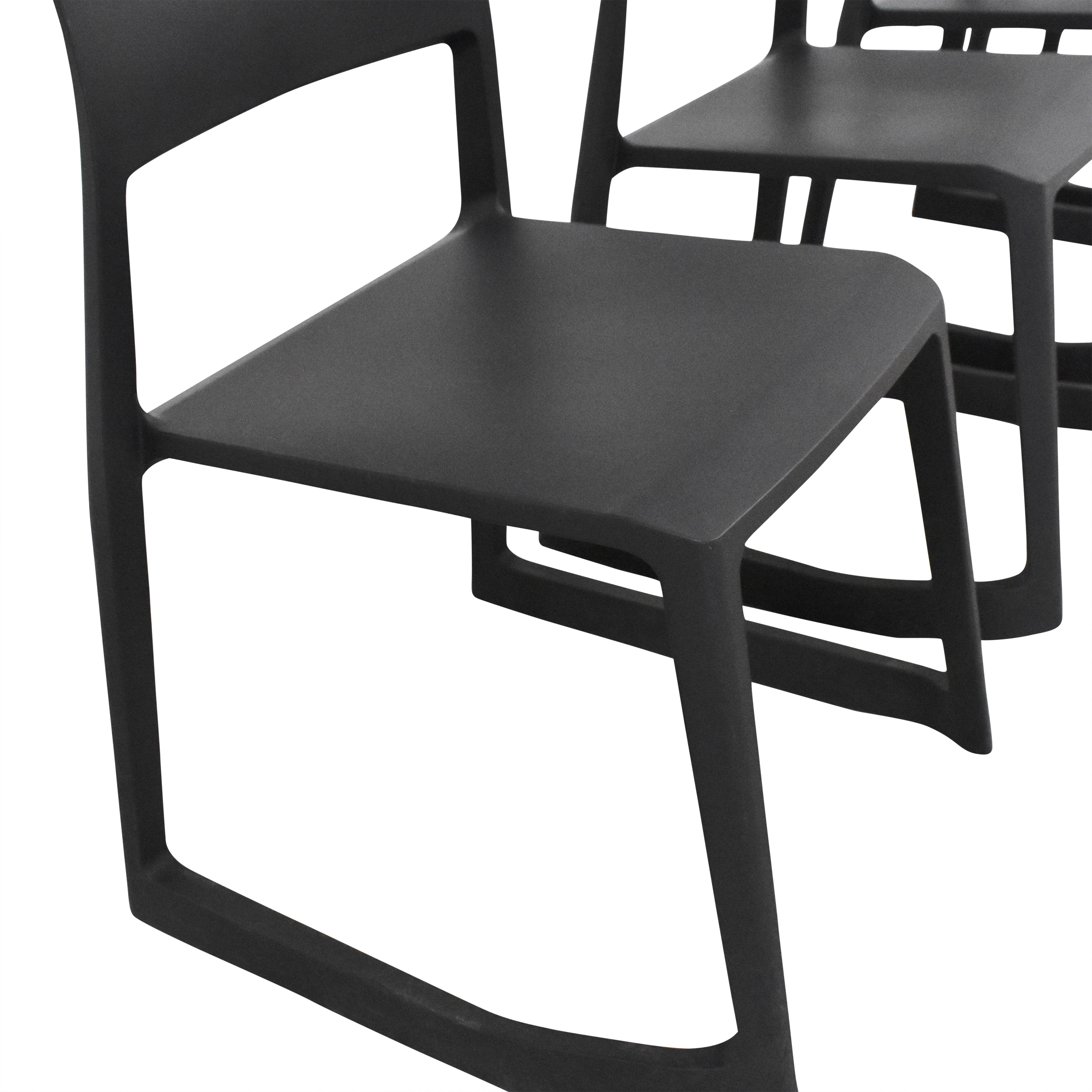 Vitra Tip Ton Chairs / Dining Chairs
