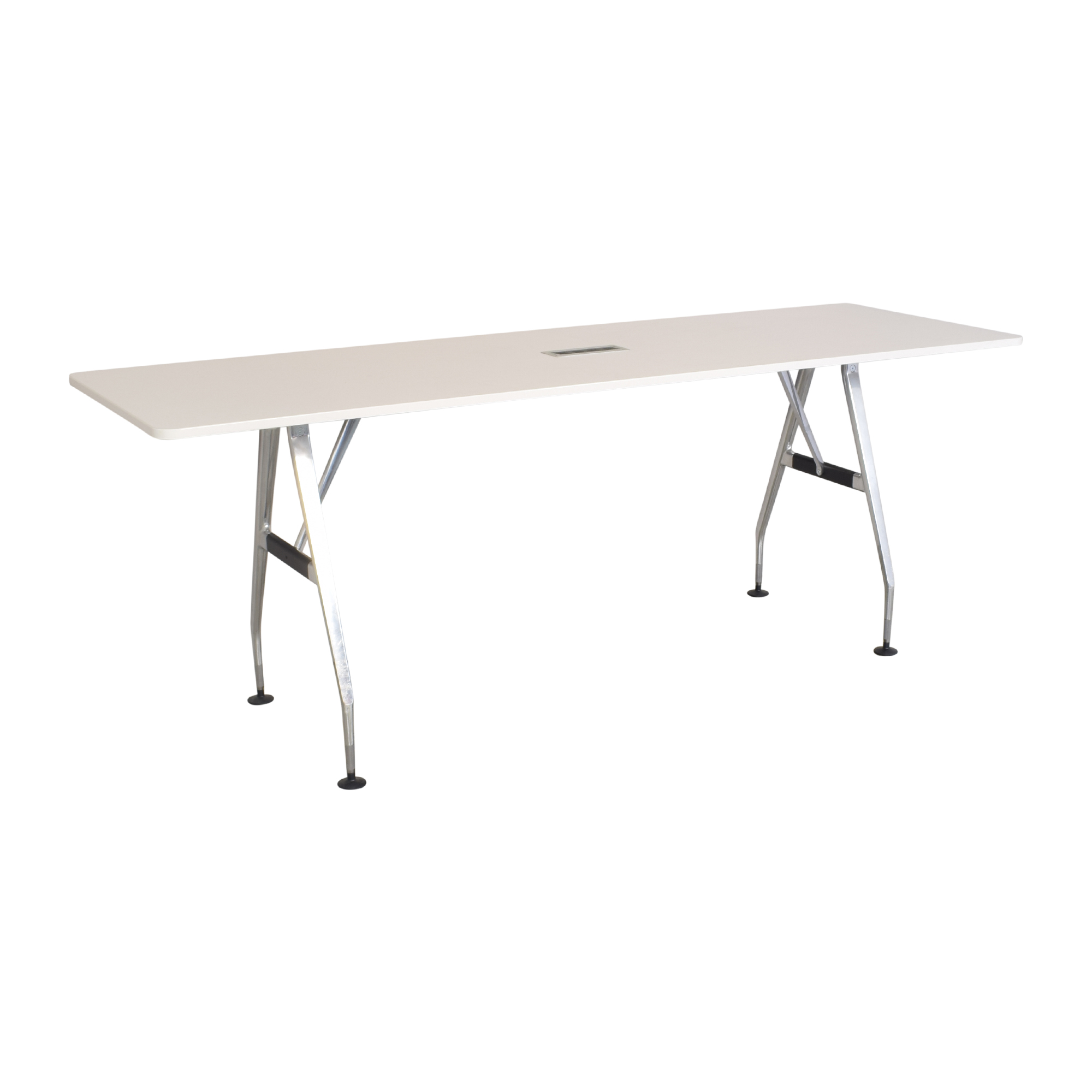 Vitra Vitra Ad Hoc Solitaire Meeting Table discount