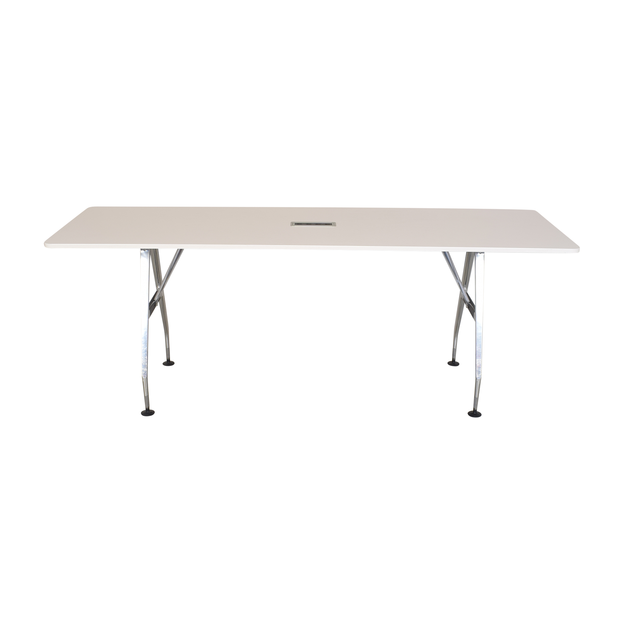 Vitra Vitra Ad Hoc Solitaire Meeting Table second hand