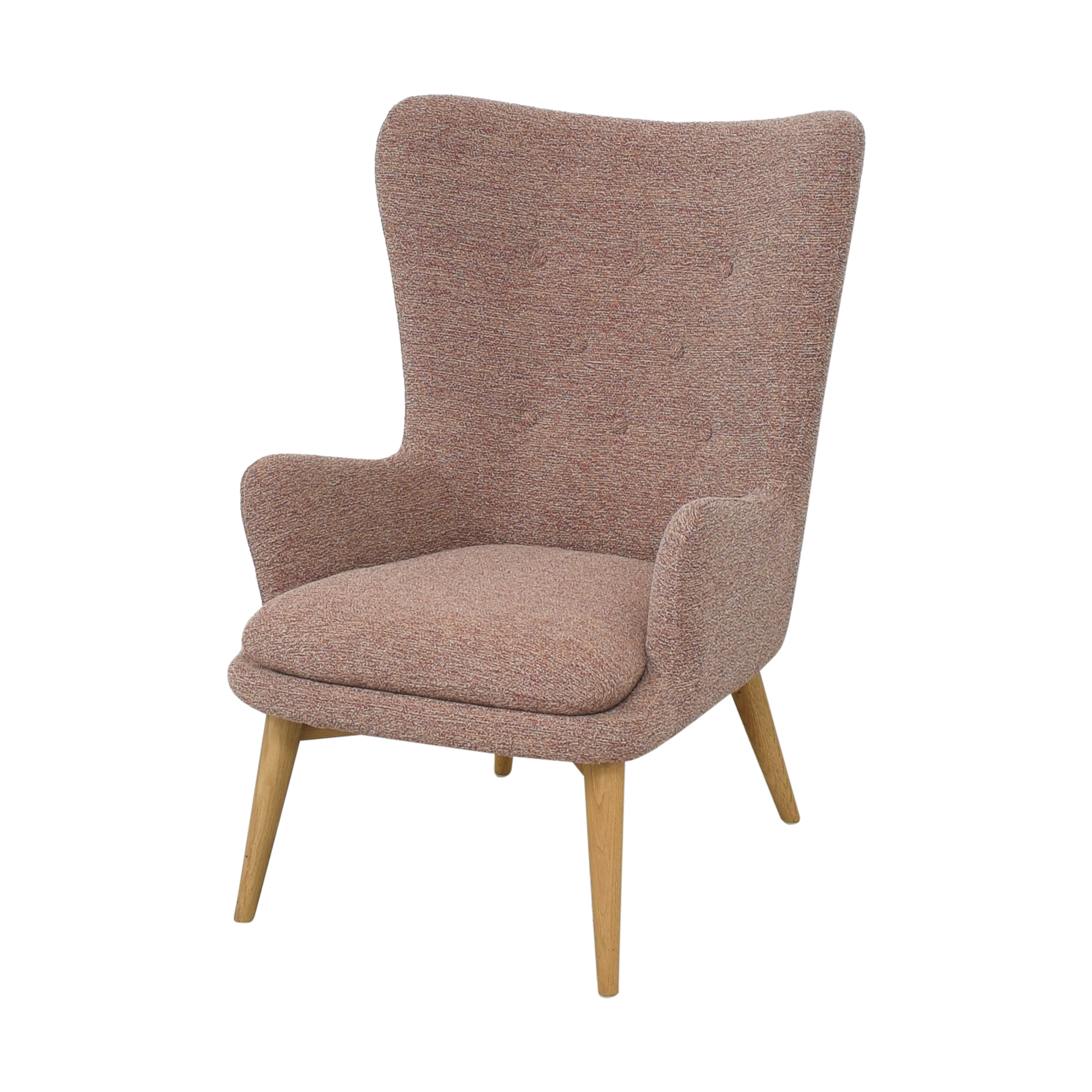 West Elm West Elm Niels Wing Chair Chairs
