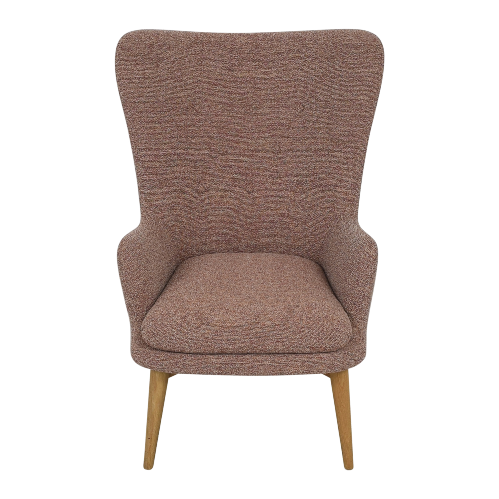 West Elm West Elm Niels Wing Chair Accent Chairs