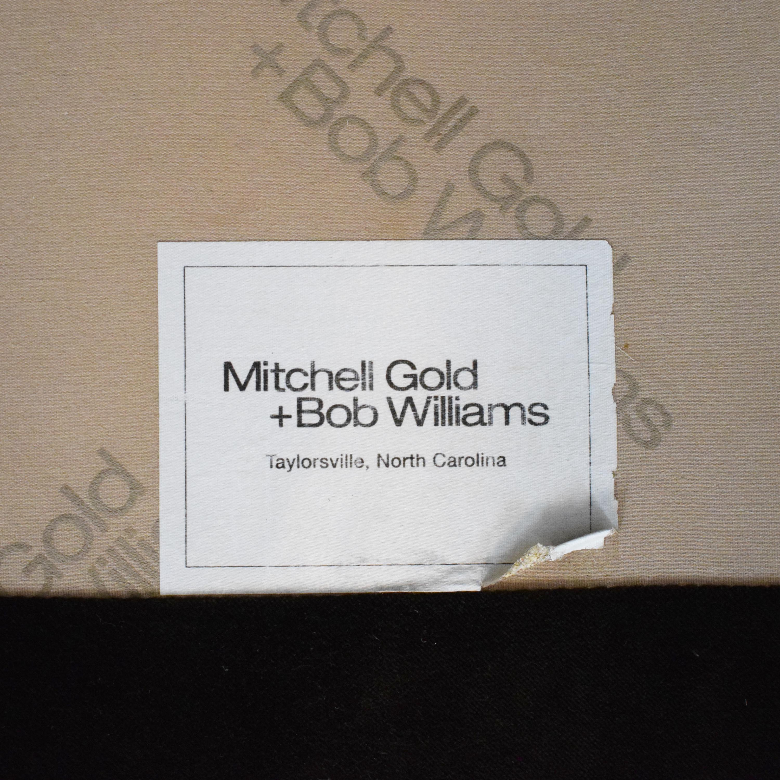 Mitchell Gold + Bob Williams Mitchell Gold + Bob Williams Chaise Sectional Sofa on sale