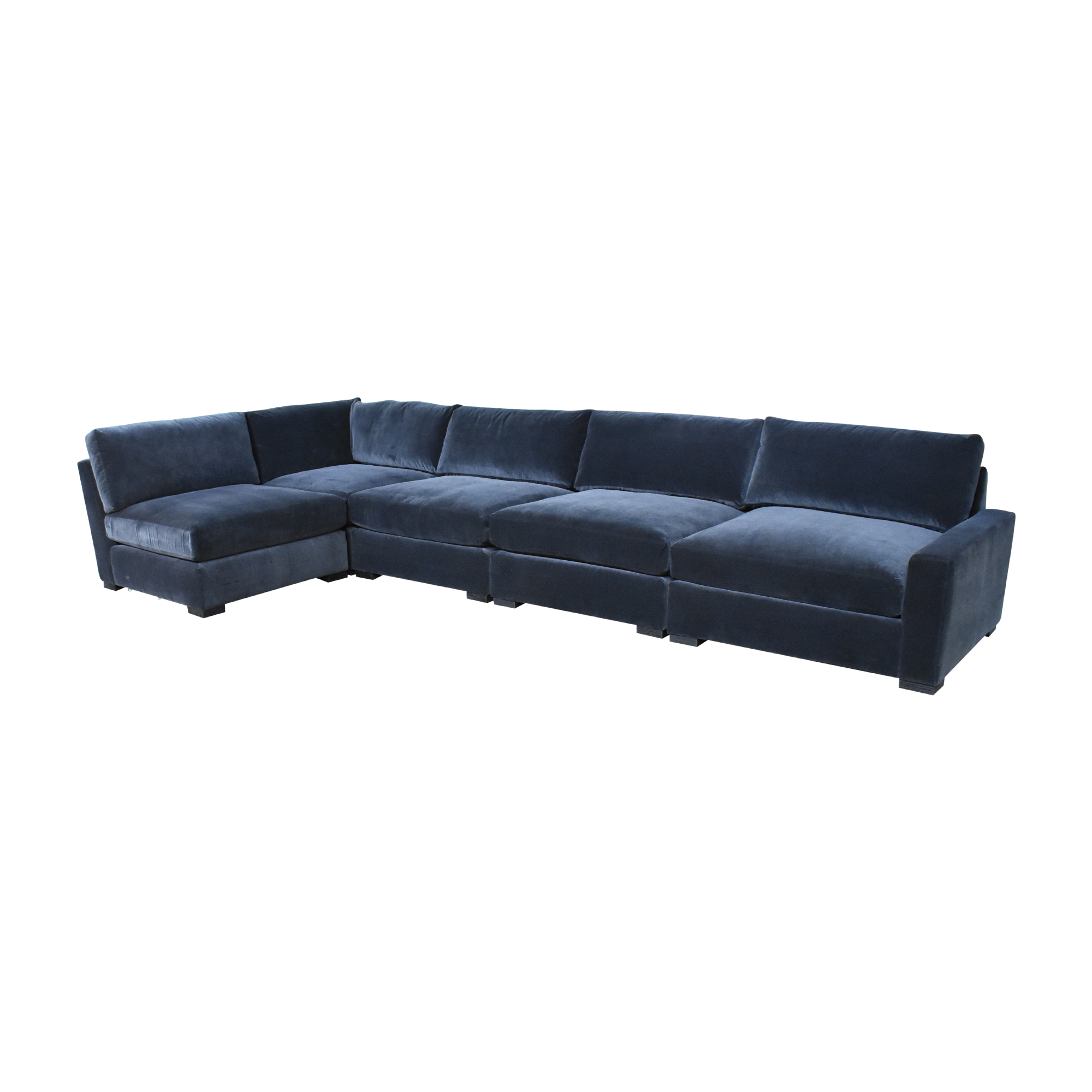 Restoration Hardware Restoration Hardware Maxwell L Shaped Sectional Sofa Sectionals