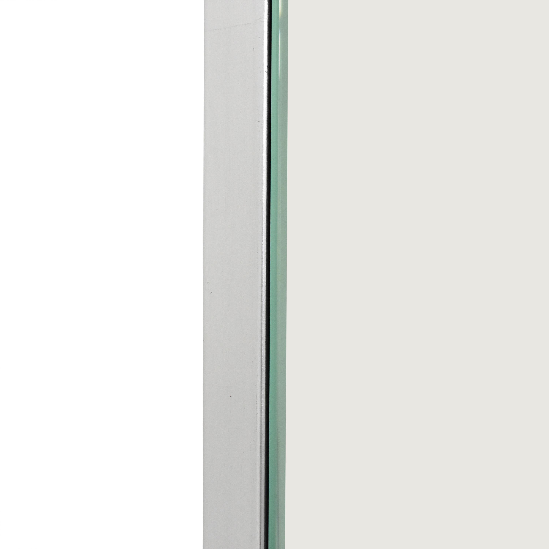 Z Gallerie Z Gallerie Omni Leaner Mirror for sale