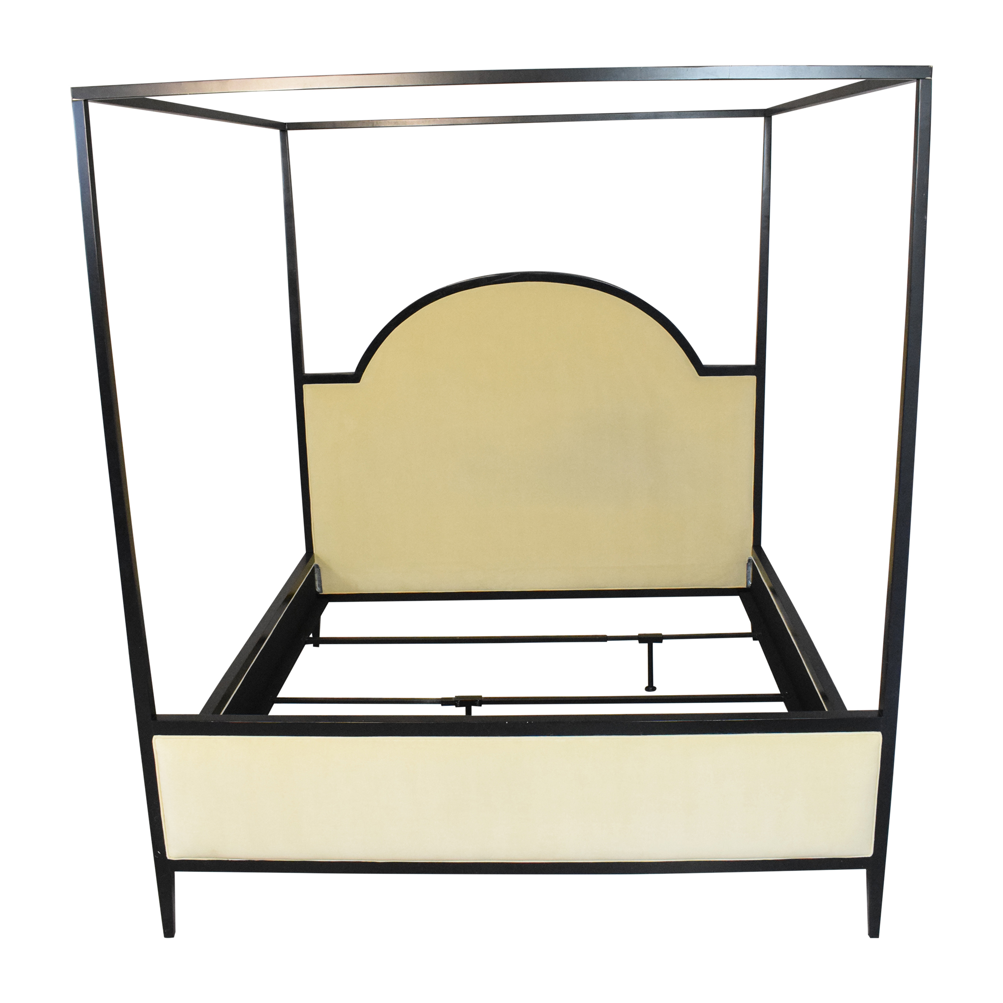 shop Kristin Drohan Collection King Canopy Bed Kristin Drohan Collection Bed Frames