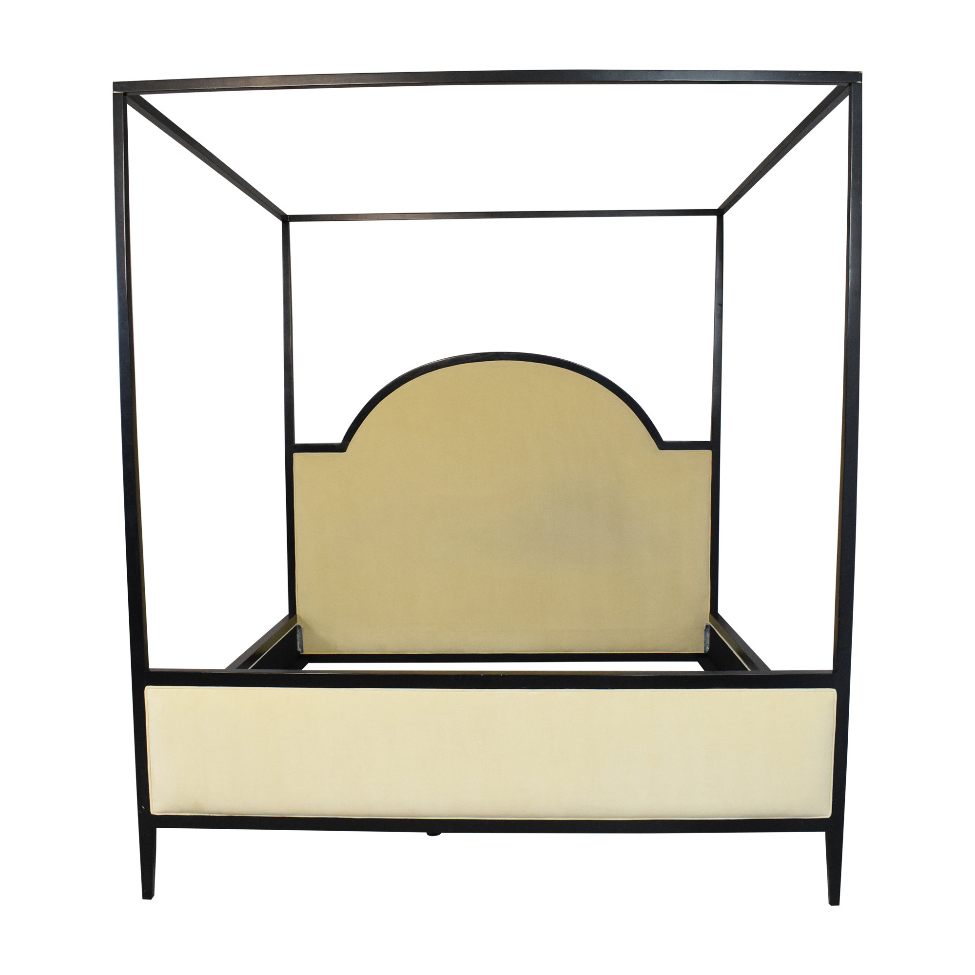 Kristin Drohan Collection Kristin Drohan Collection King Canopy Bed dimensions