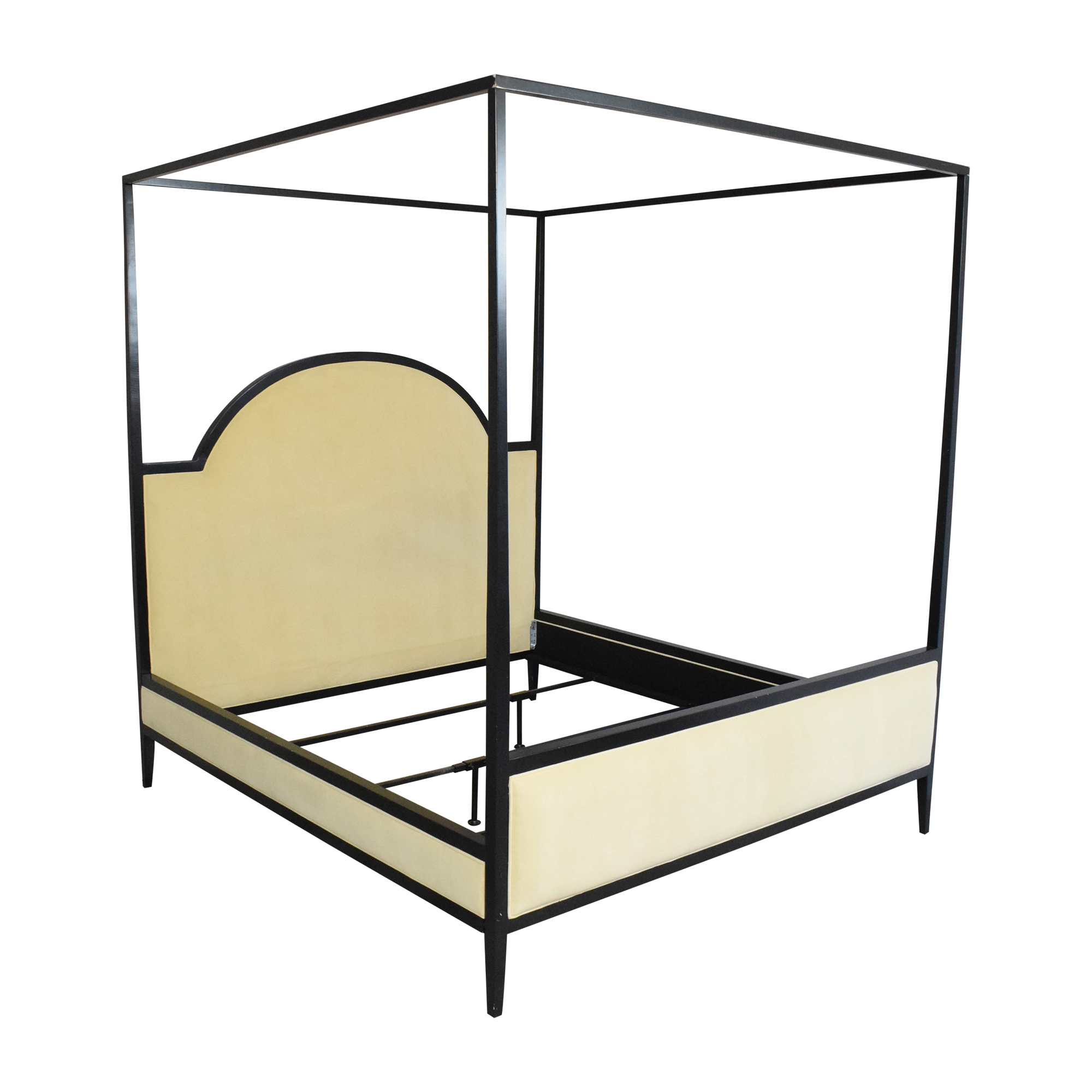 Kristin Drohan Collection Kristin Drohan Collection King Canopy Bed used