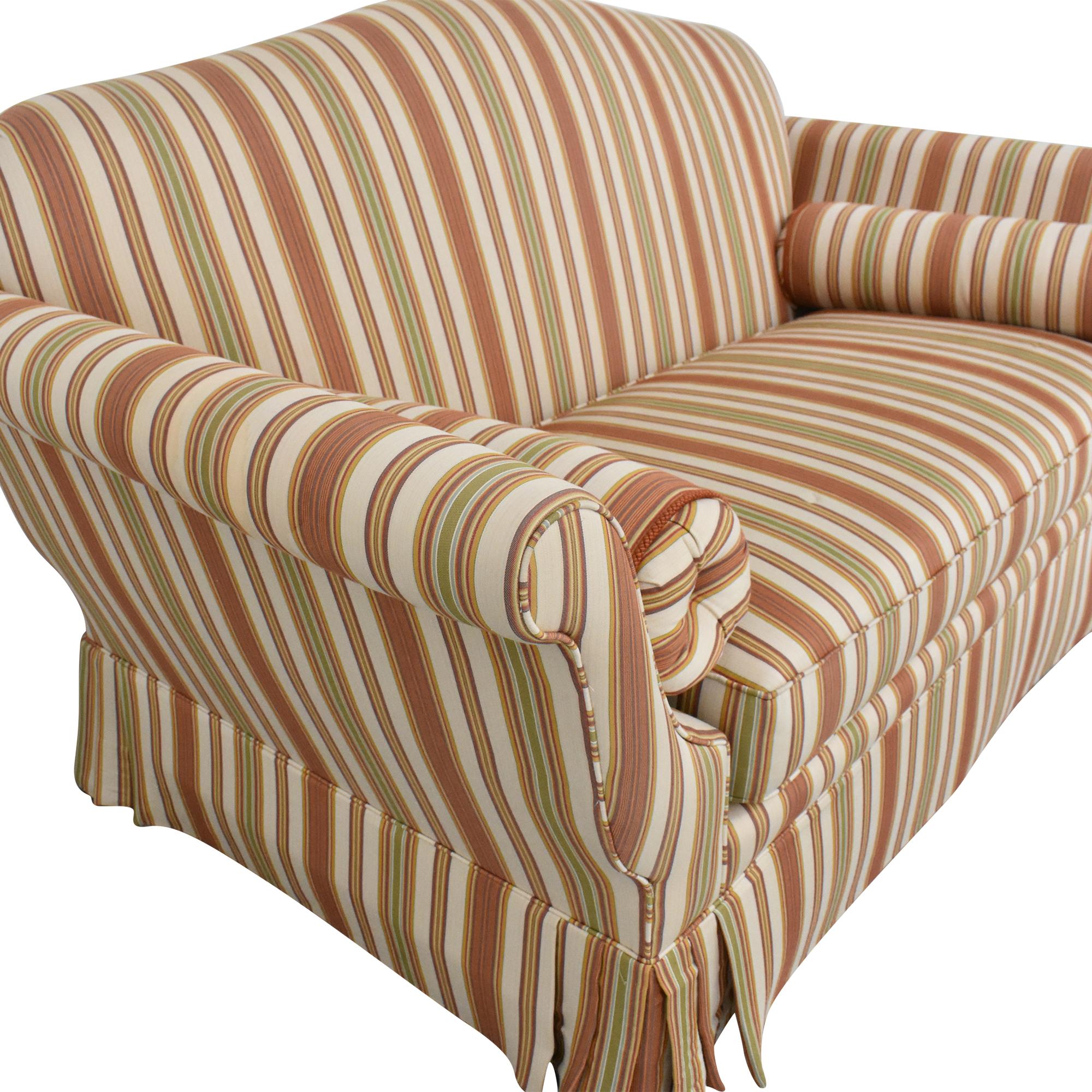 shop Taylor King Camelback Bench Cushion Sofa Taylor King Classic Sofas