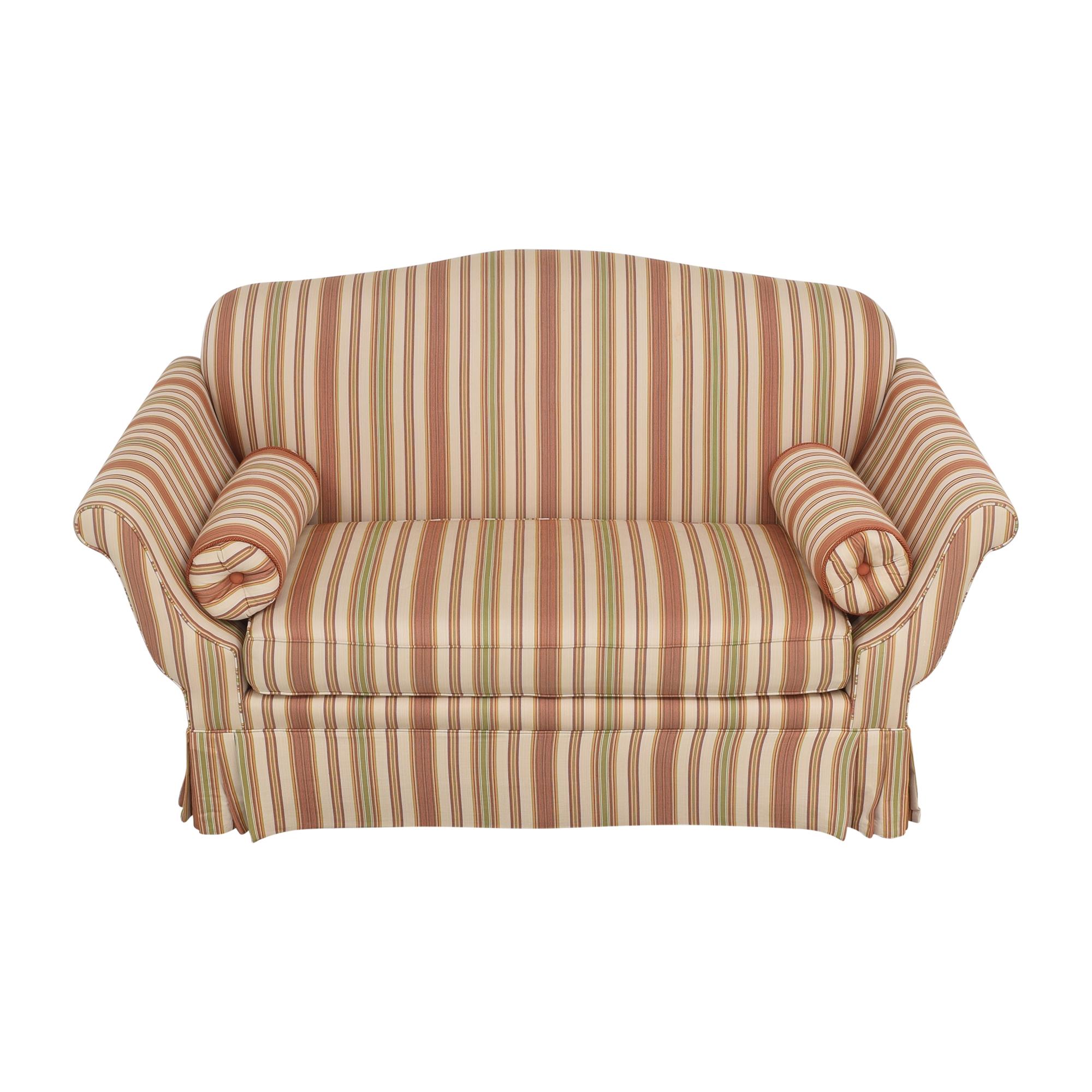 Taylor King Taylor King Camelback Bench Cushion Sofa nyc