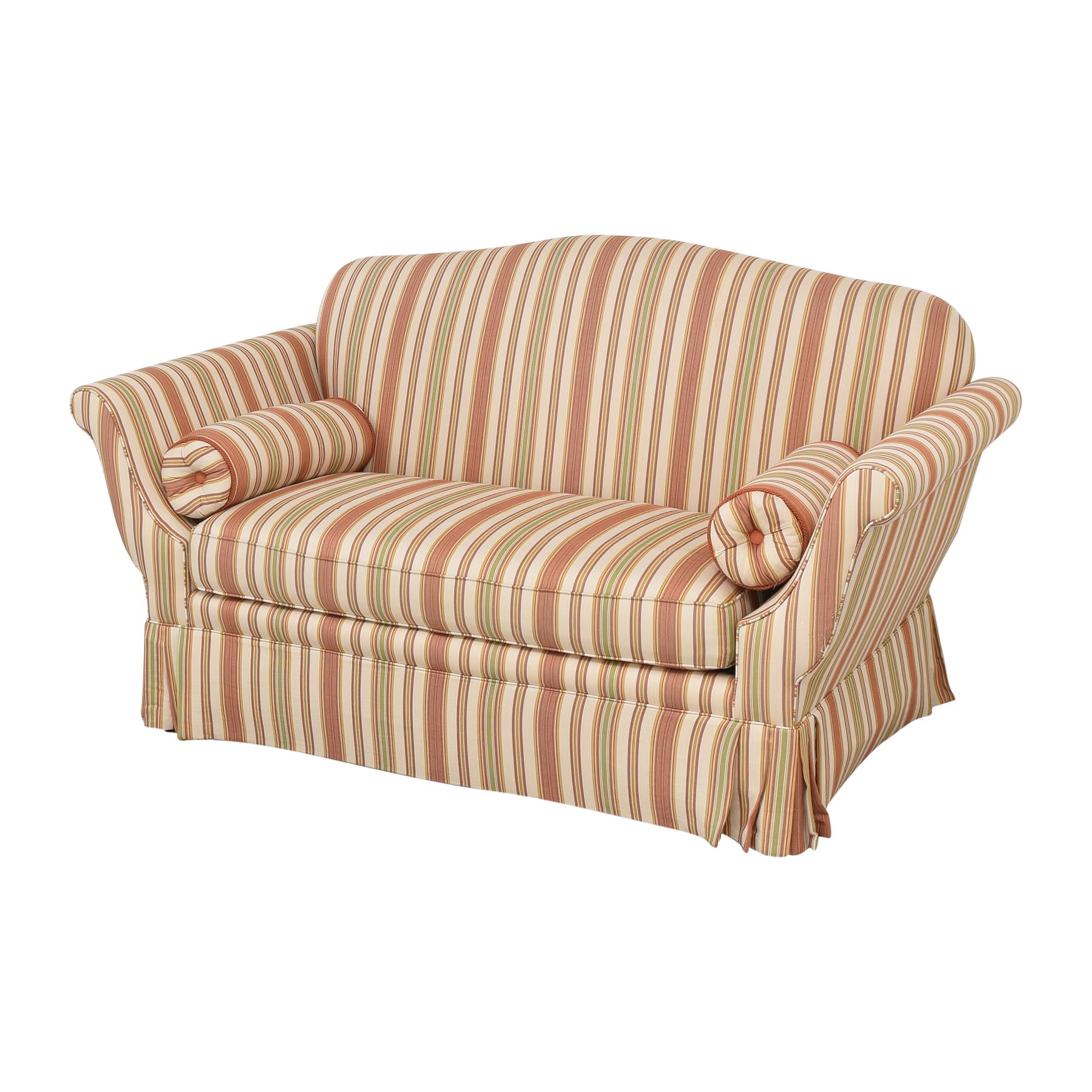 shop Taylor King Taylor King Camelback Bench Cushion Sofa online