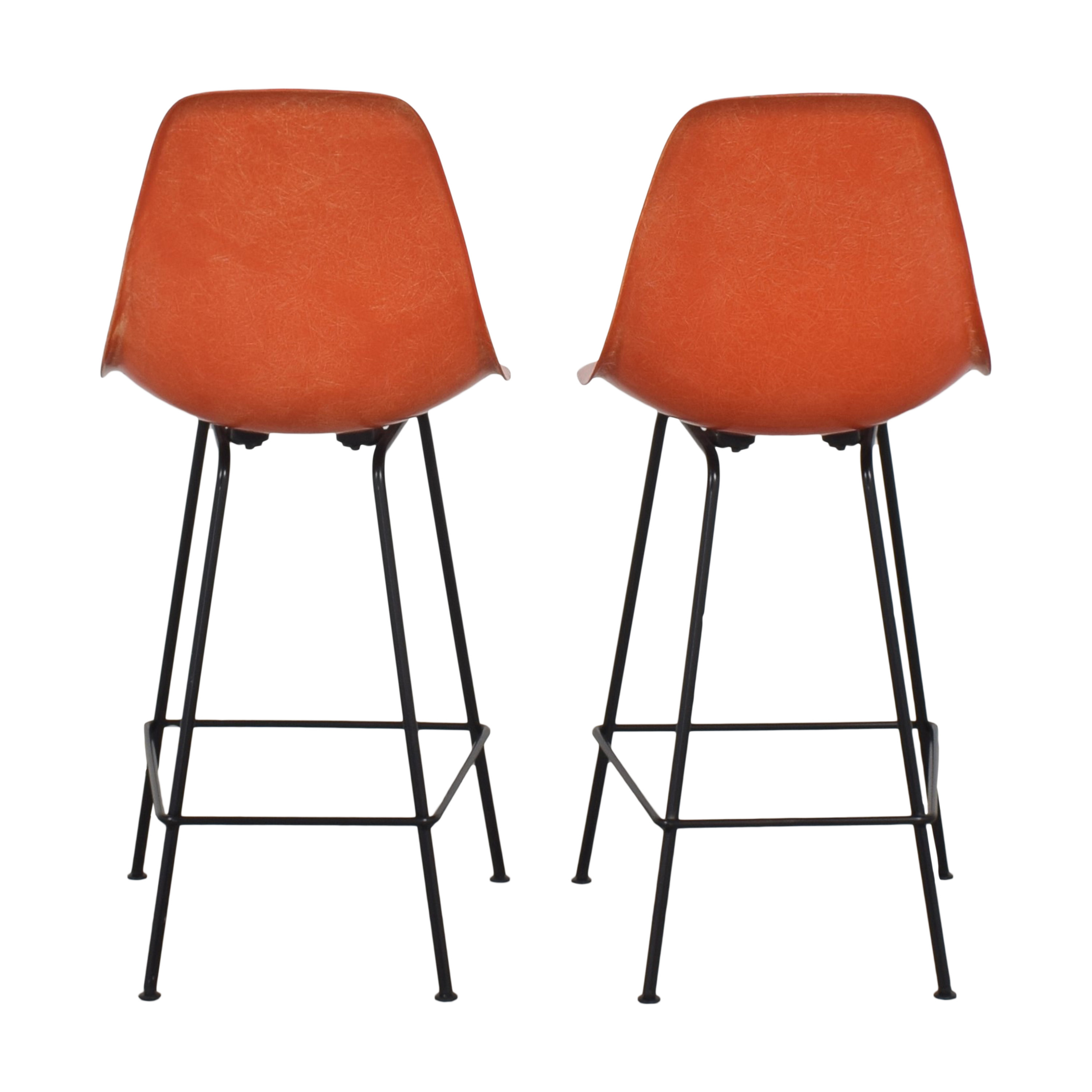 Herman Miller Herman Miller Eames Molded Counter Stools Chairs