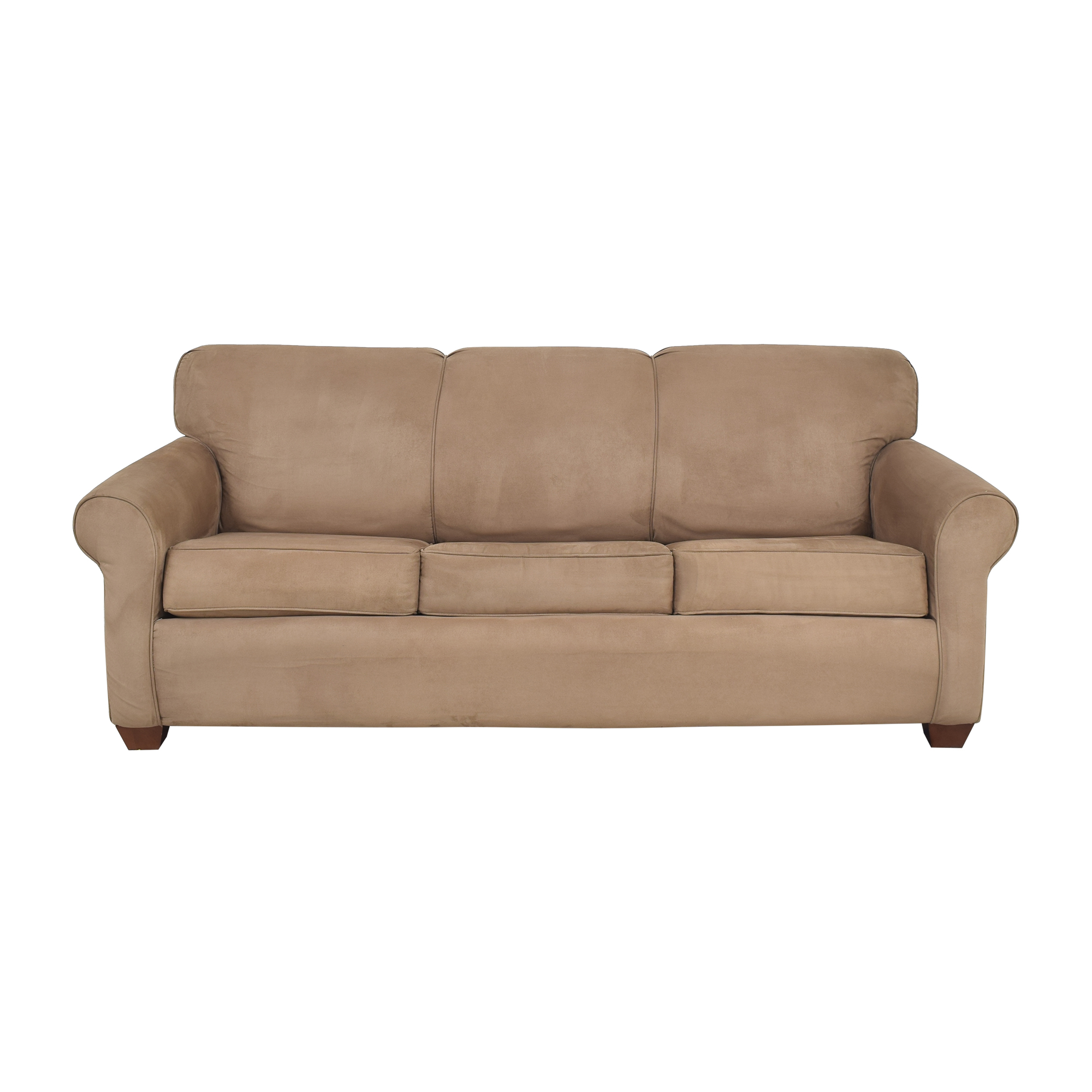 Sealy Sealy Queen Sofa Bed Brown