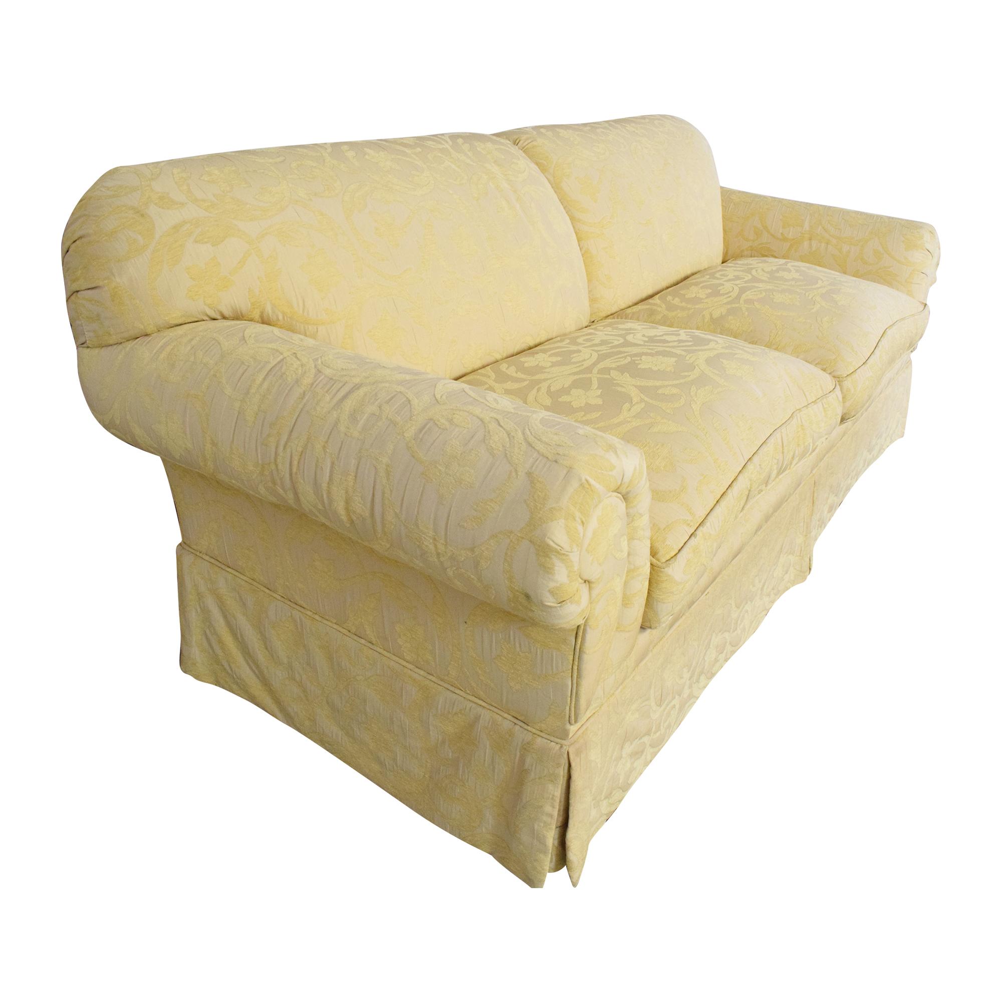 Lee Jofa Lee Jofa Two Cushion Sofa for sale