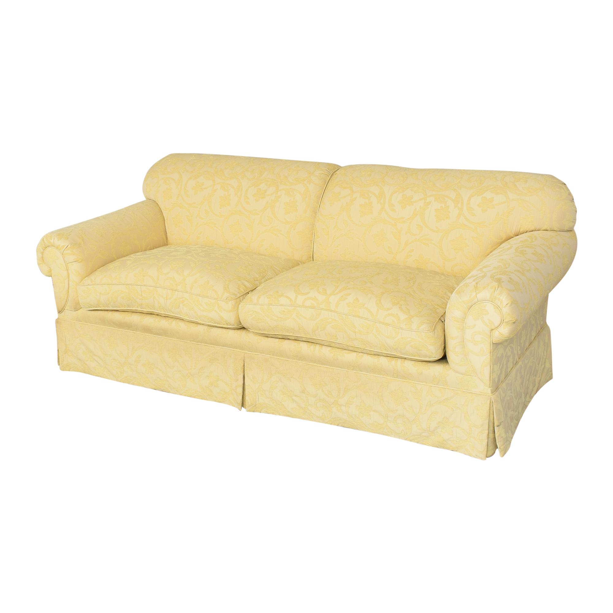 Lee Jofa Lee Jofa Two Cushion Sofa nyc