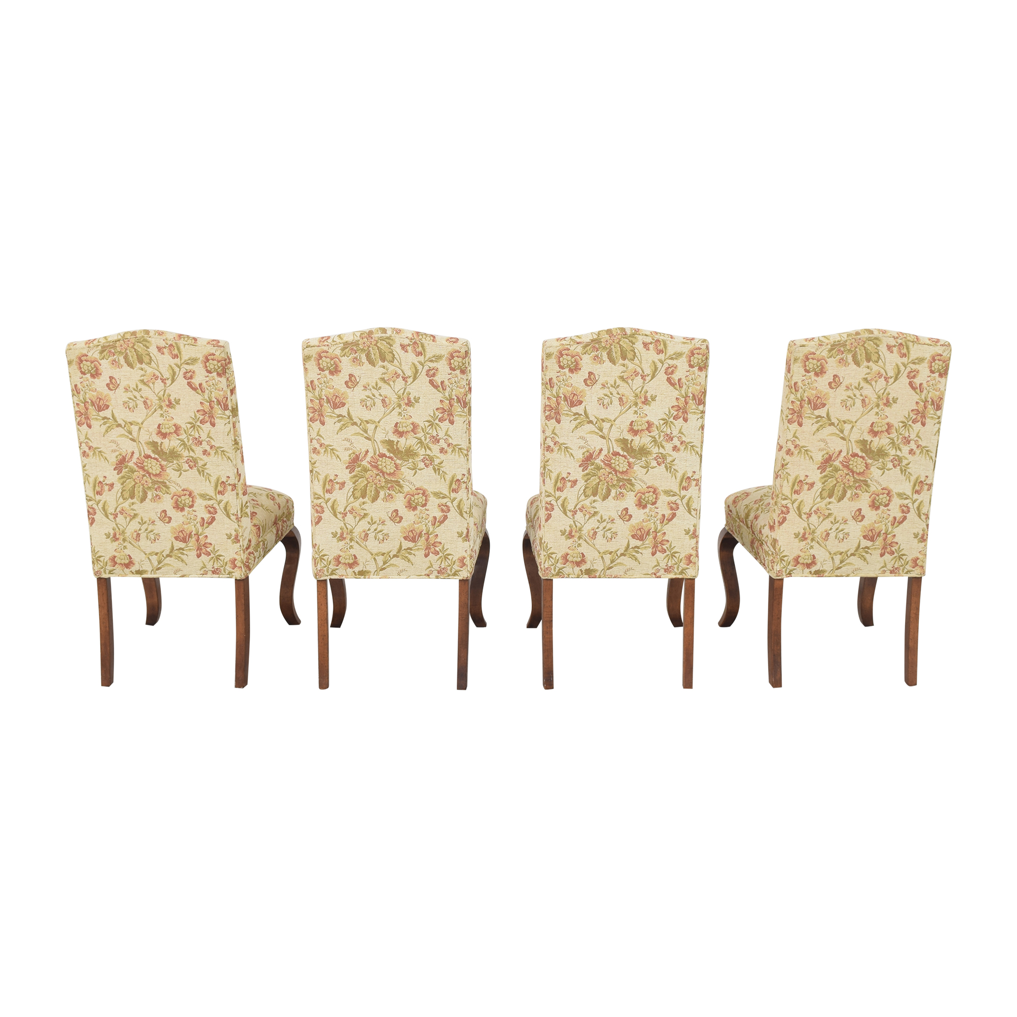 buy Queen Anne Upholstered Dining Chairs  Chairs