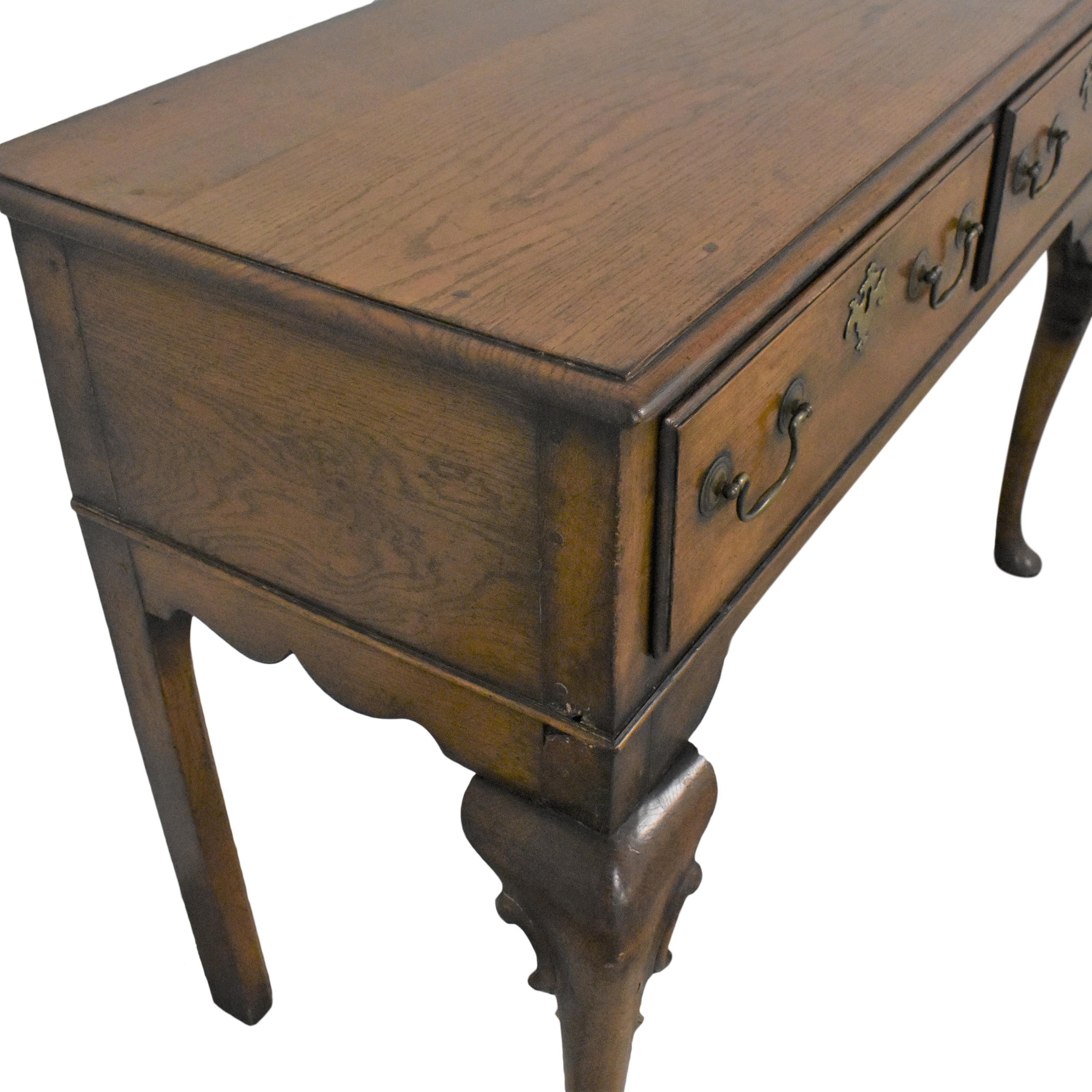 Four Drawer Console Table discount