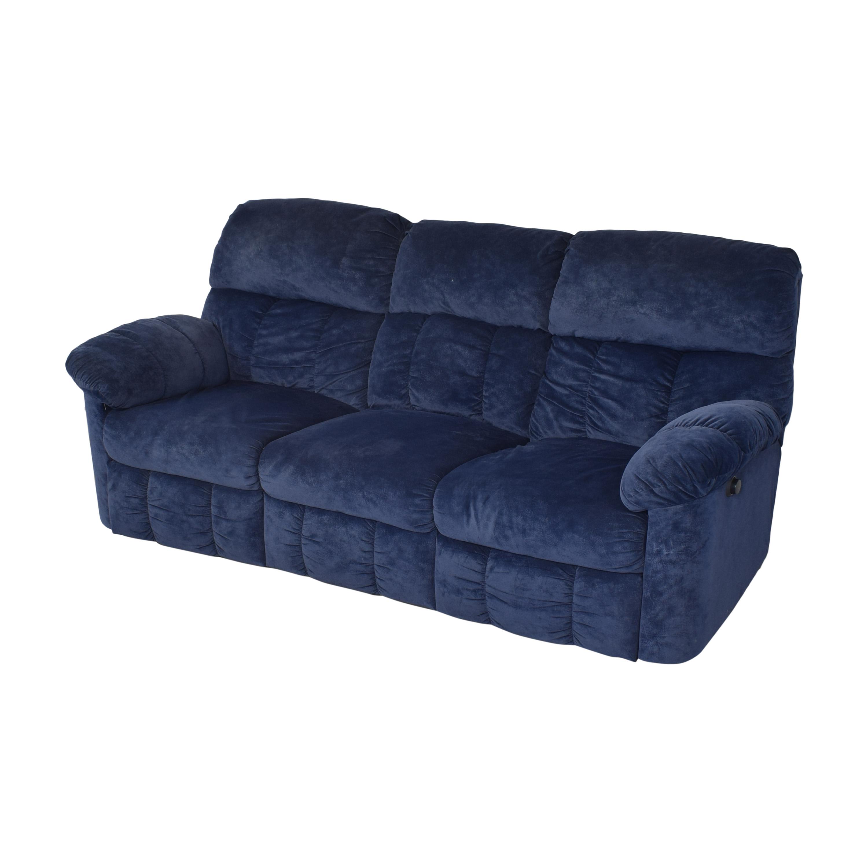 buy Berkline Double Recliner Sofa Berkline