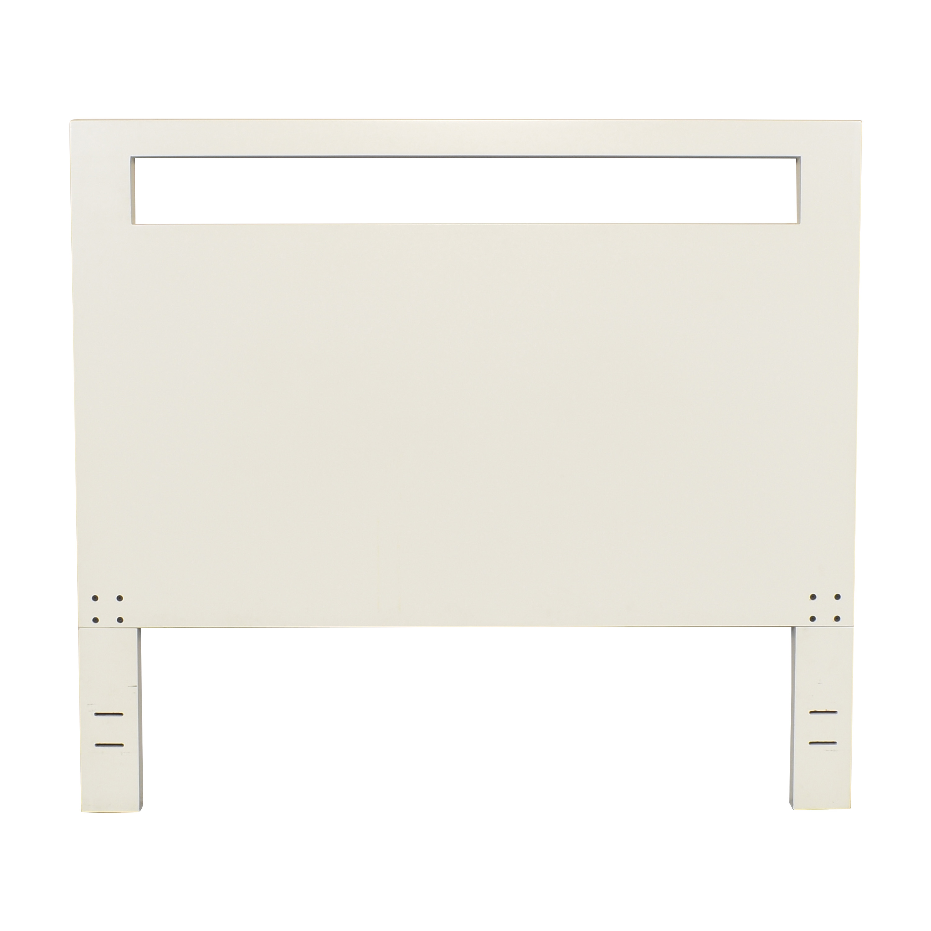 West Elm West Elm Tall Cutout Queen Headboard price