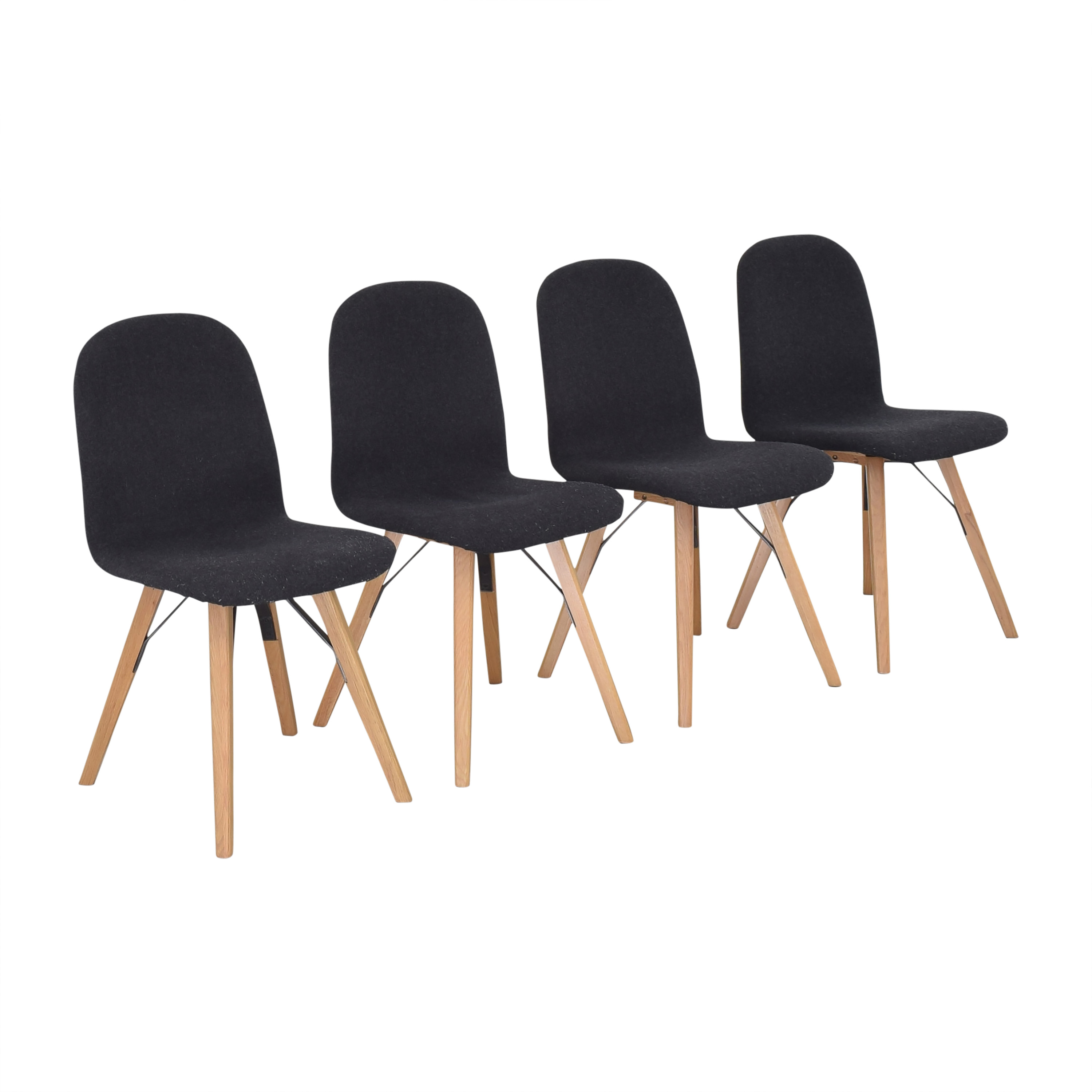 Article Article Mecana Dining Chairs dimensions