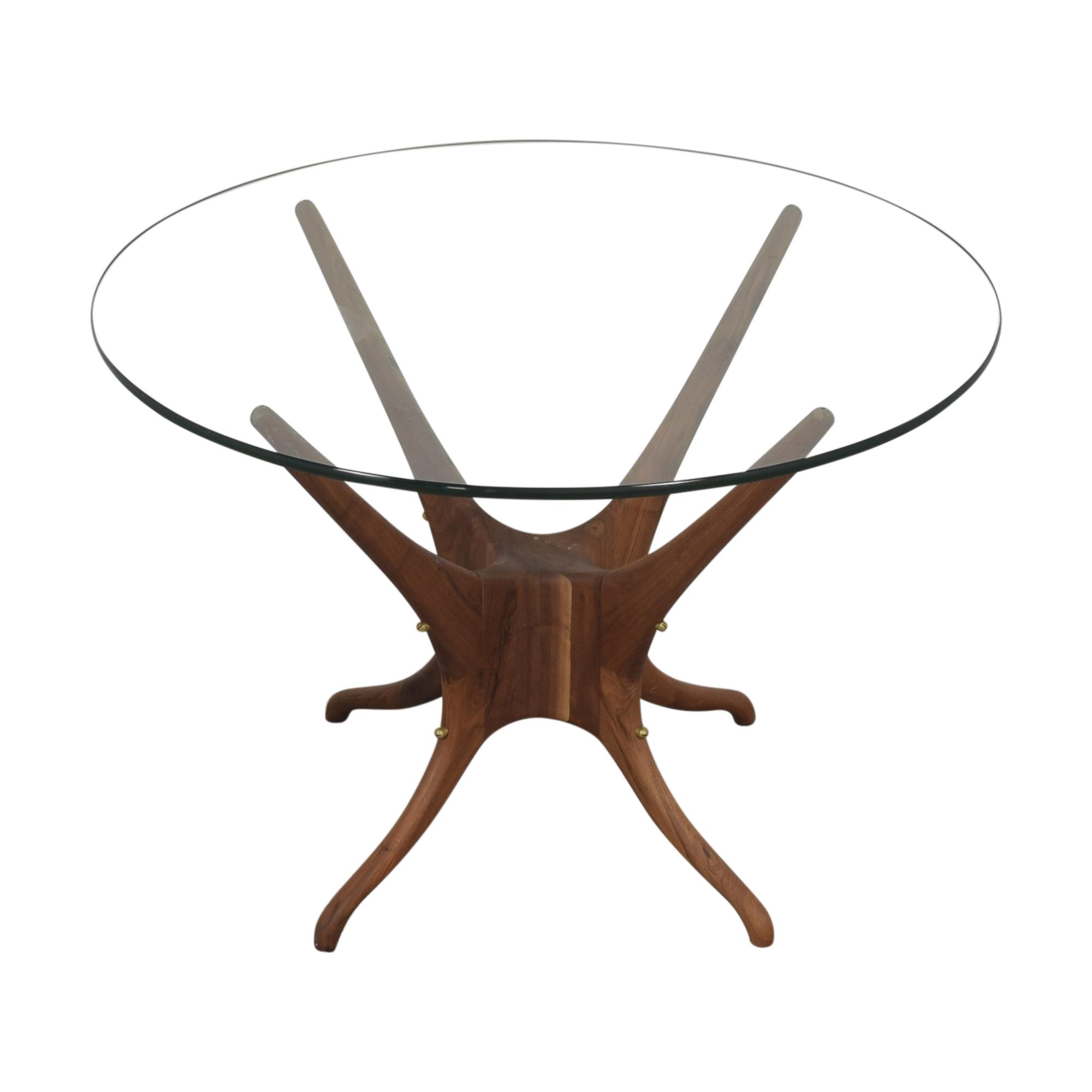 Organic Modernism Organic Modernism Okto Round Dining Table coupon