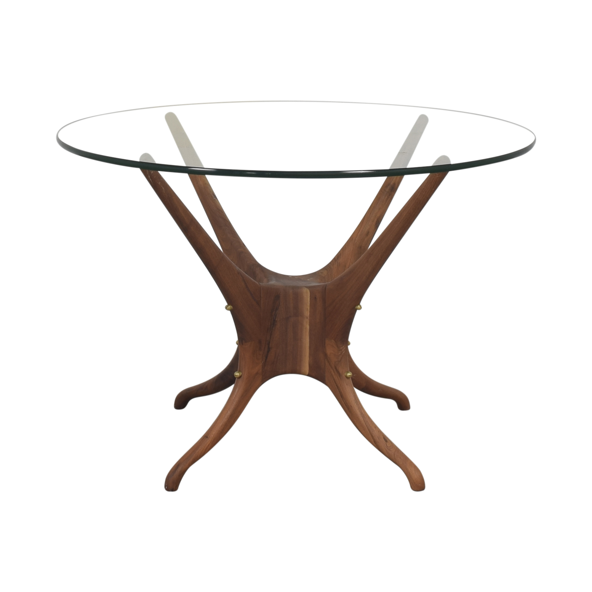 Organic Modernism Organic Modernism Okto Round Dining Table used