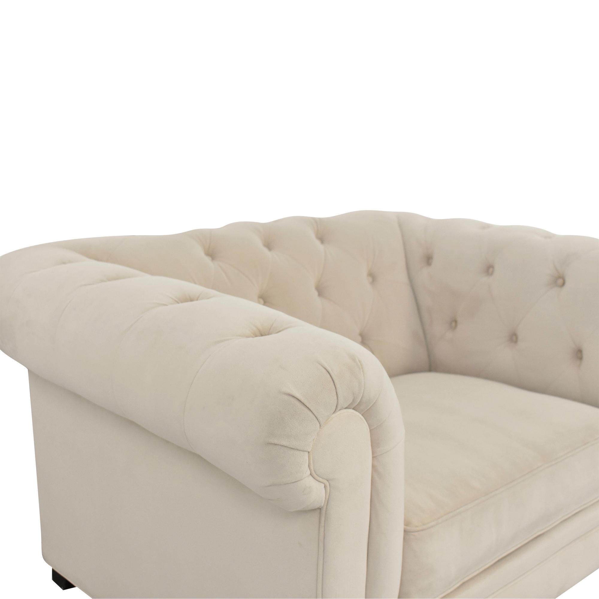 Macy's Macy's Martha Stewart Collection Saybridge Arm Chair Chairs