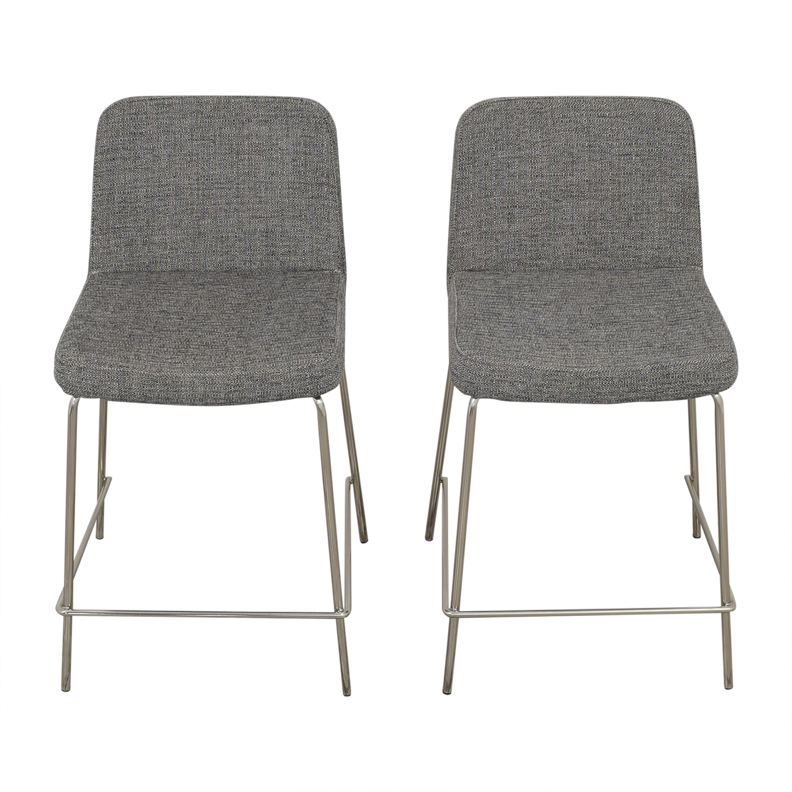 CB2 CB2 Charlie Counter Stools on sale