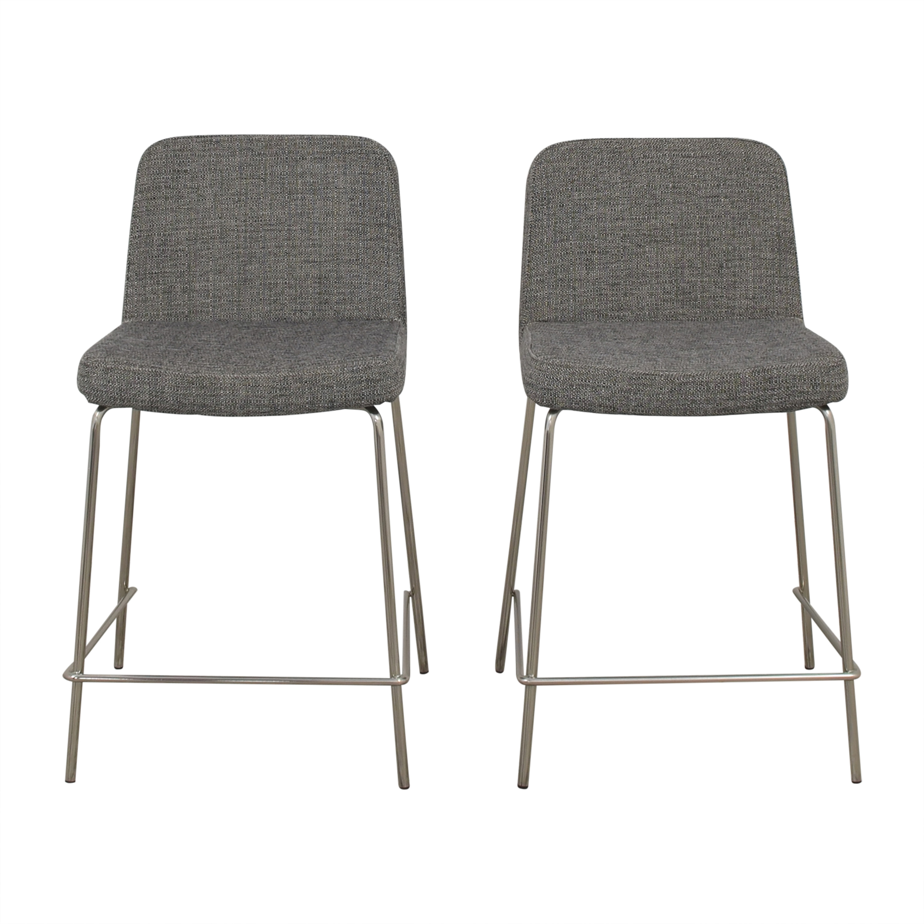 CB2 Charlie Counter Stools / Chairs