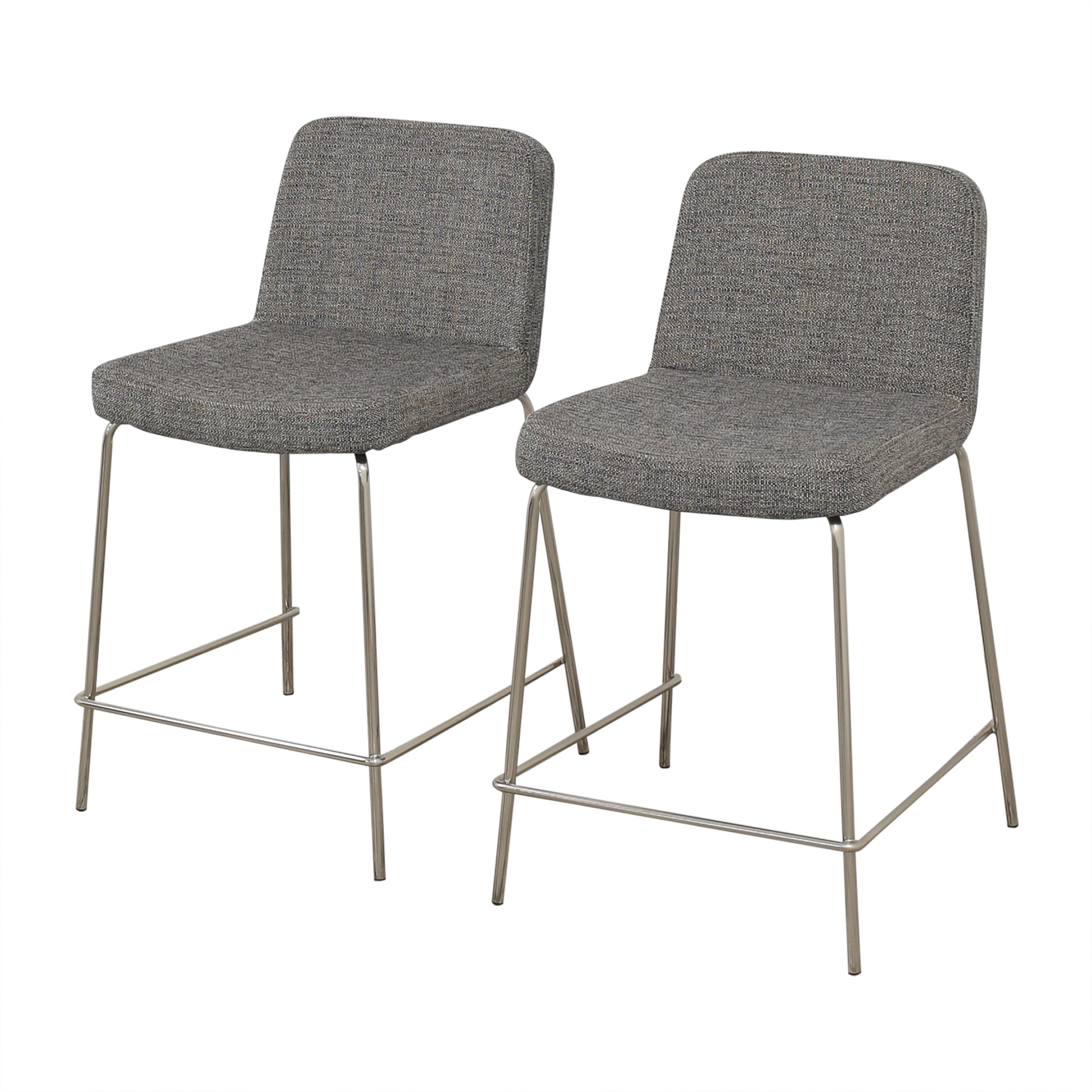 buy CB2 CB2 Charlie Counter Stools online