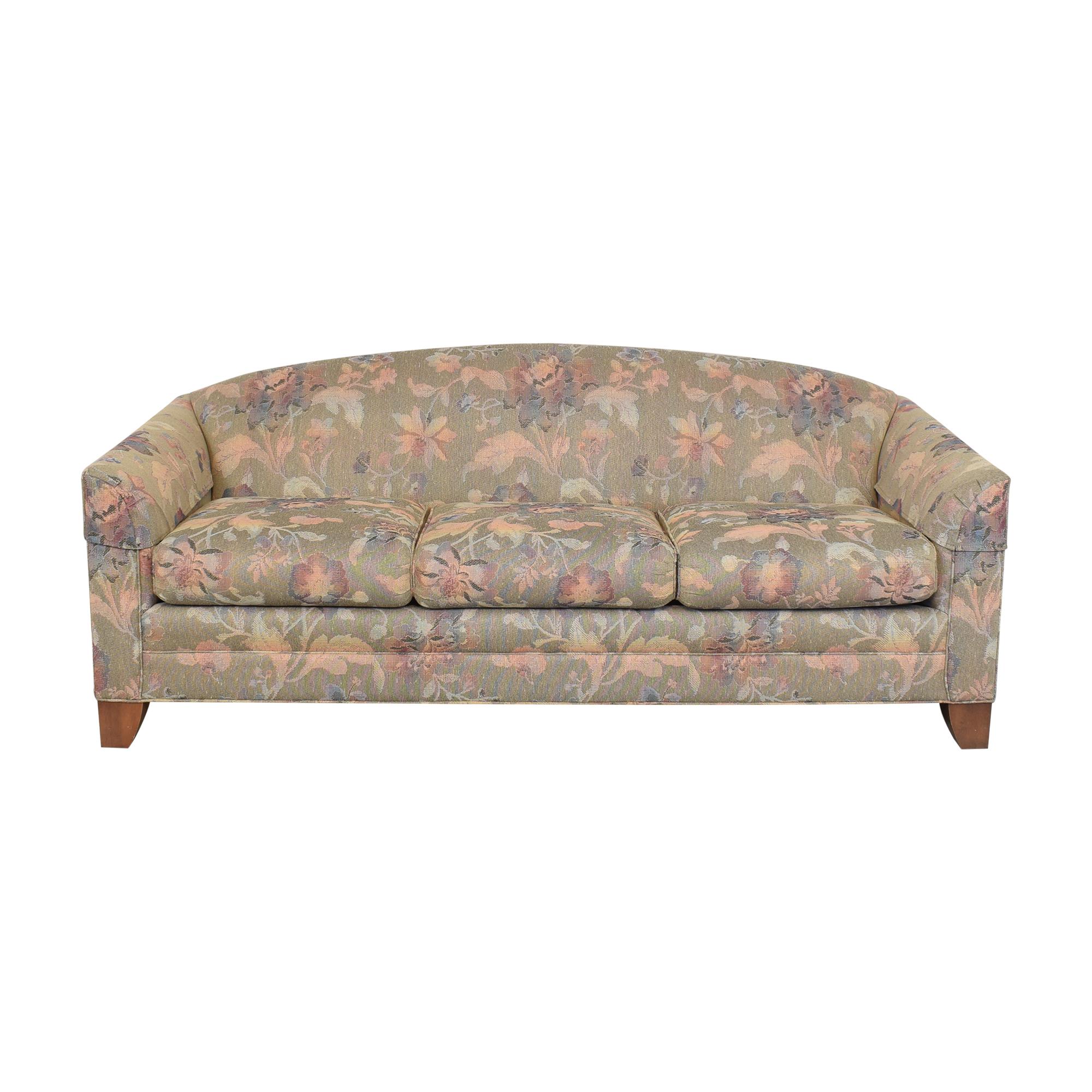 Ethan Allen Ethan Allen Floral Sofa Sofas