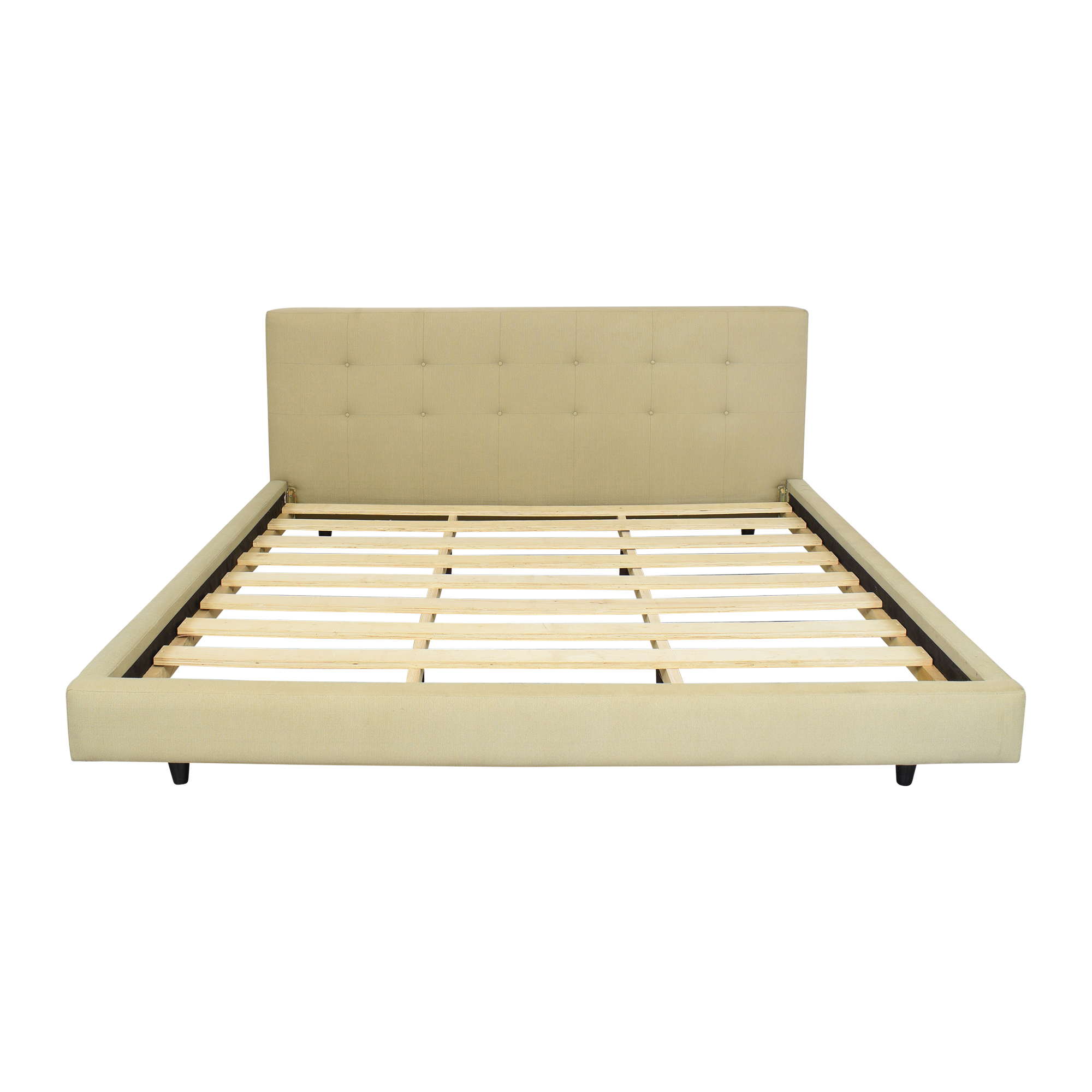 Crate & Barrel Crate & Barrel Tate King Bed discount