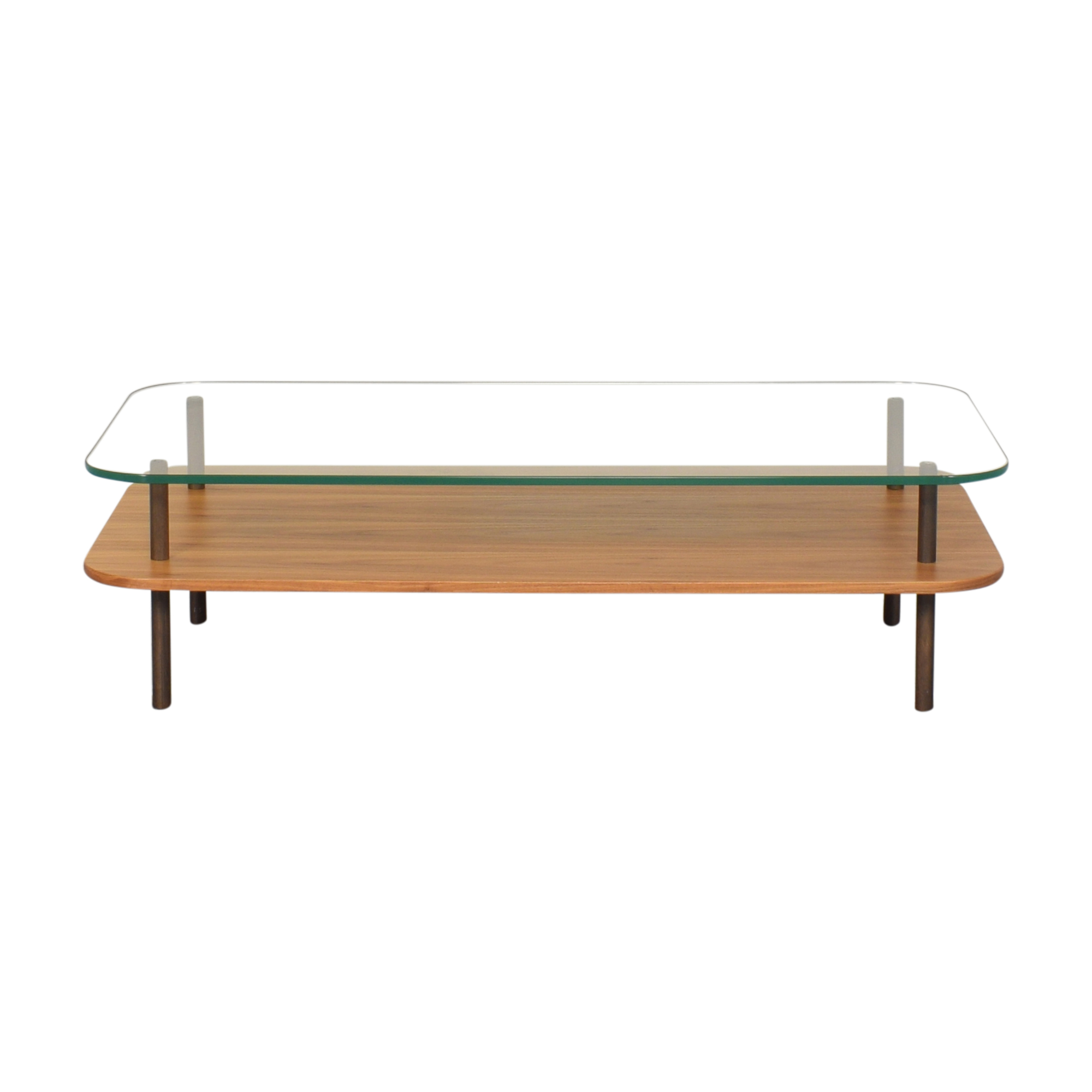 buy Design Within Reach Unison Coffee Table Design Within Reach Coffee Tables